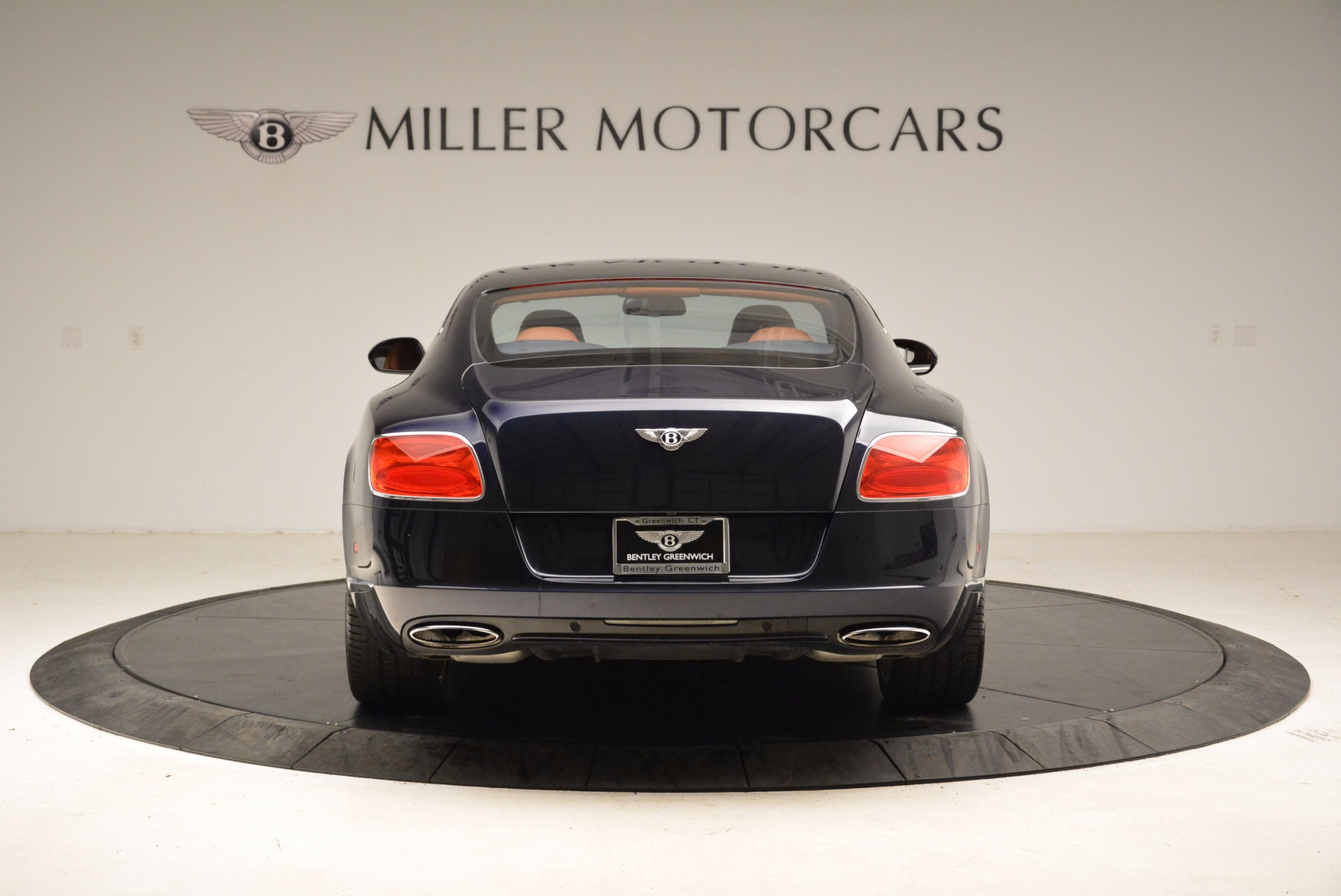 Used 2014 Bentley Continental GT W12 For Sale In Westport, CT 1845_p6