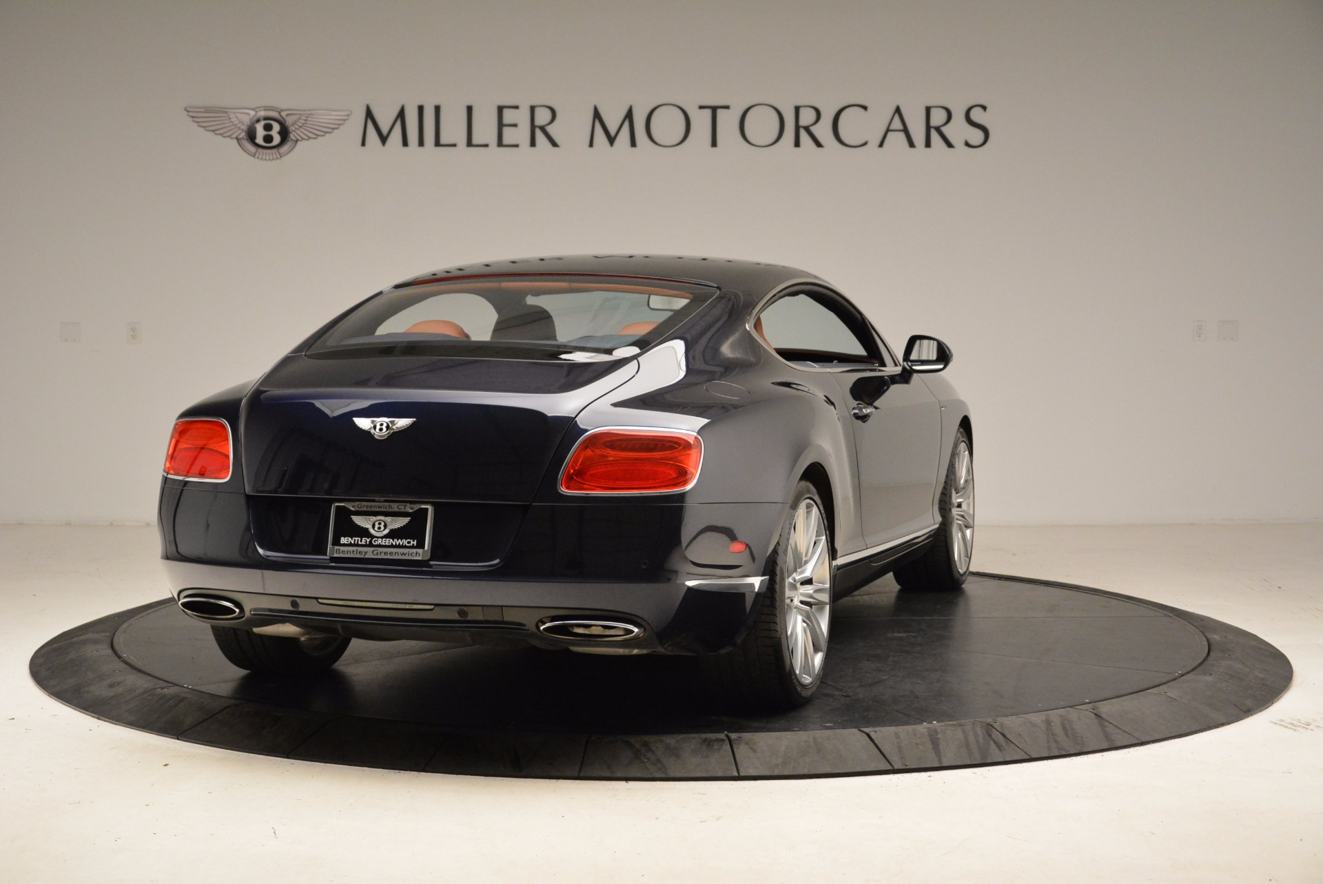 Used 2014 Bentley Continental GT W12 For Sale In Westport, CT 1845_p7