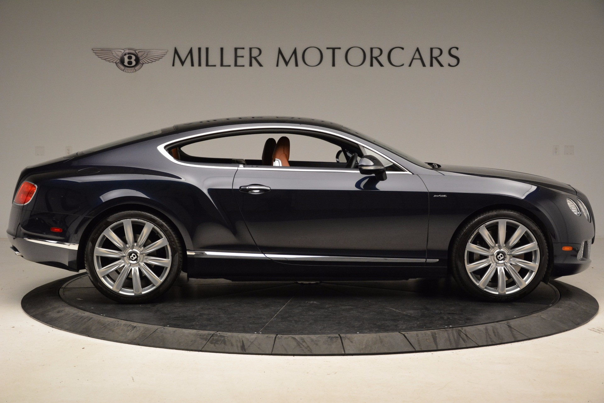 Used 2014 Bentley Continental GT W12 For Sale In Westport, CT 1845_p9