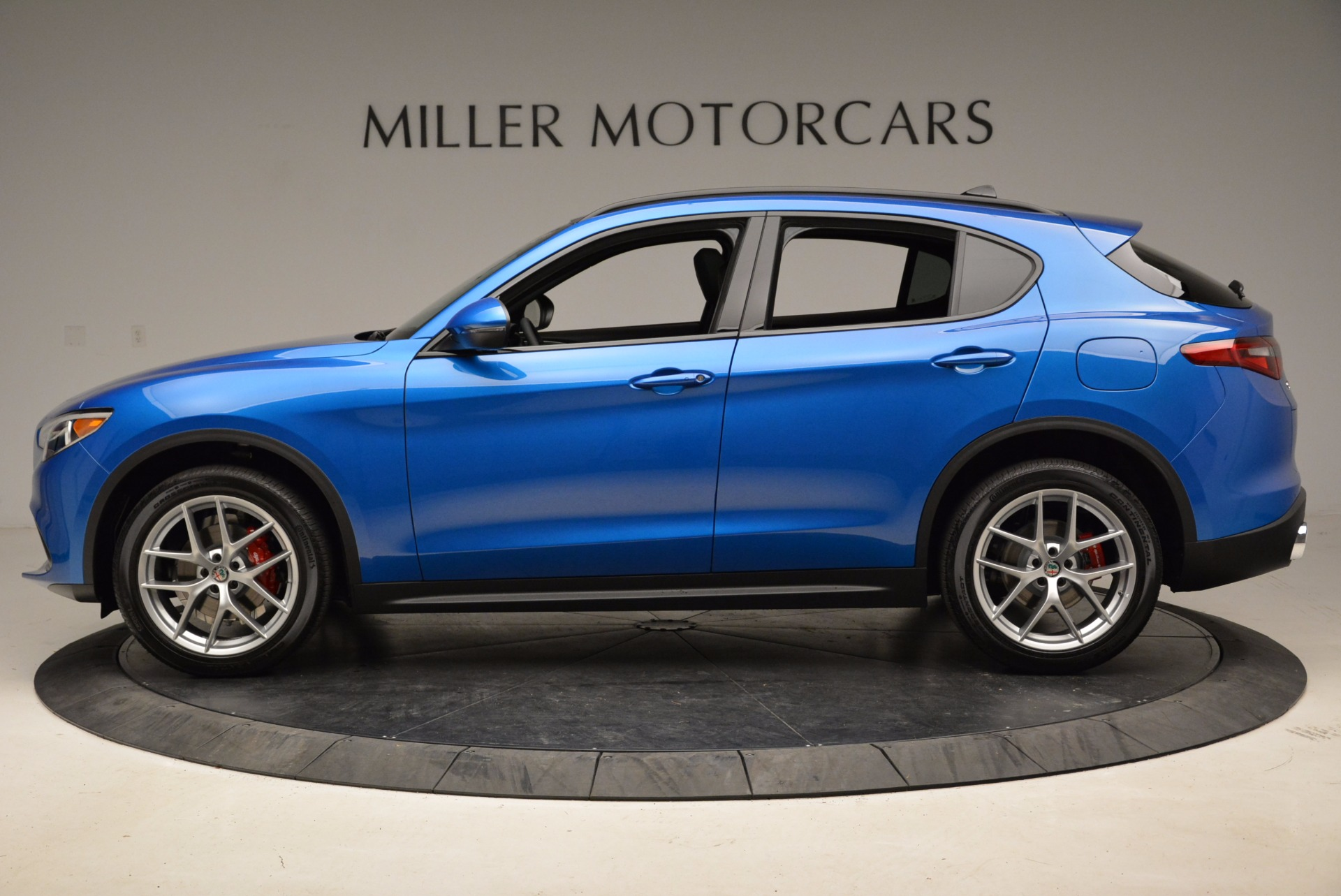 New 2018 Alfa Romeo Stelvio Ti Sport Q4 For Sale In Westport, CT 1849_p3