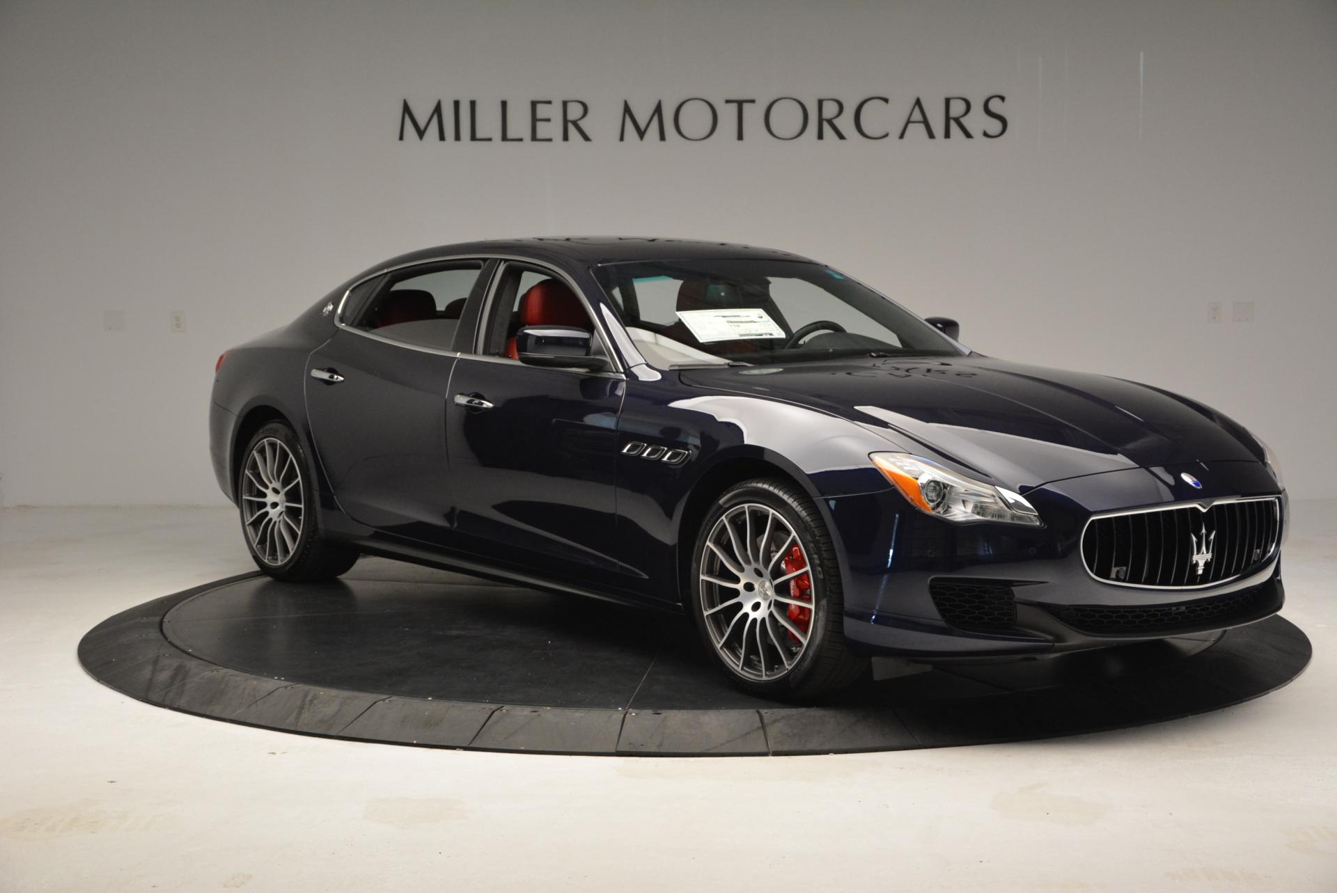 New 2016 Maserati Quattroporte S Q4  *******      DEALER'S  DEMO For Sale In Westport, CT 185_p12