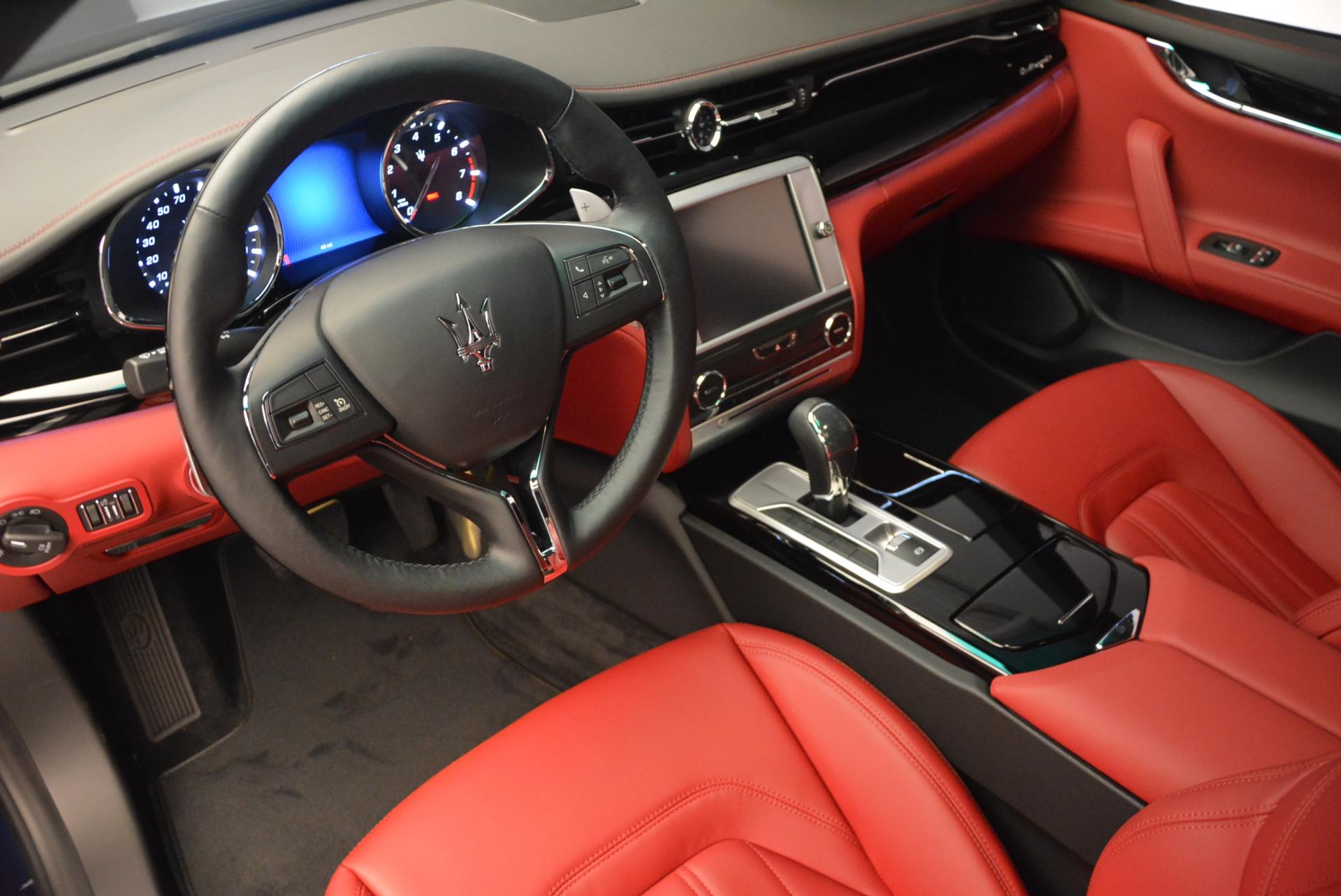 New 2016 Maserati Quattroporte S Q4  *******      DEALER'S  DEMO For Sale In Westport, CT 185_p14