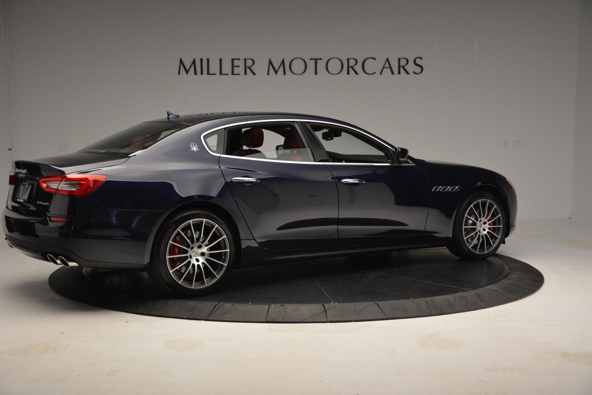 New 2016 Maserati Quattroporte S Q4  *******      DEALER'S  DEMO For Sale In Westport, CT 185_p9