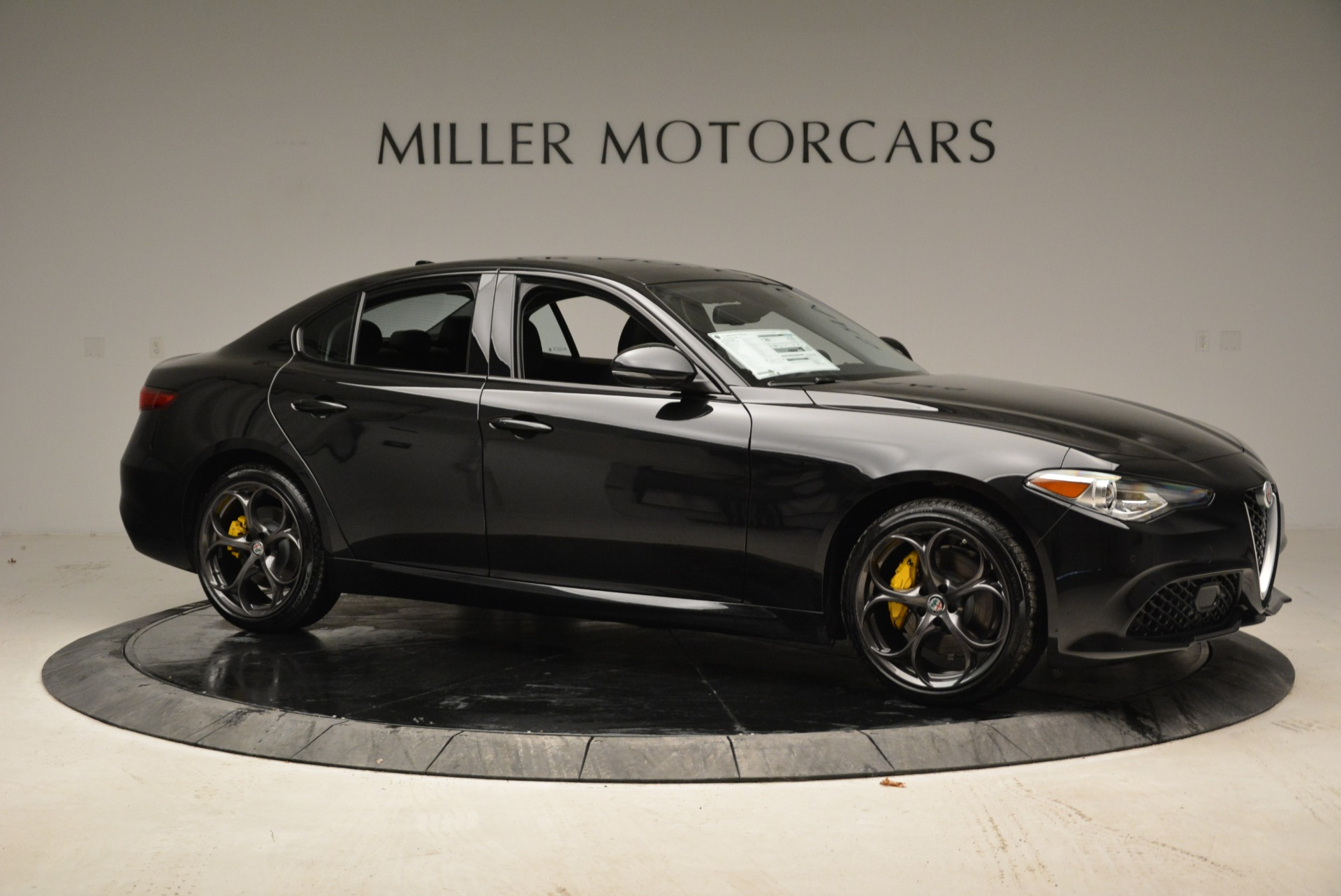 New 2018 Alfa Romeo Giulia Ti Sport Q4 For Sale In Westport, CT 1852_p10