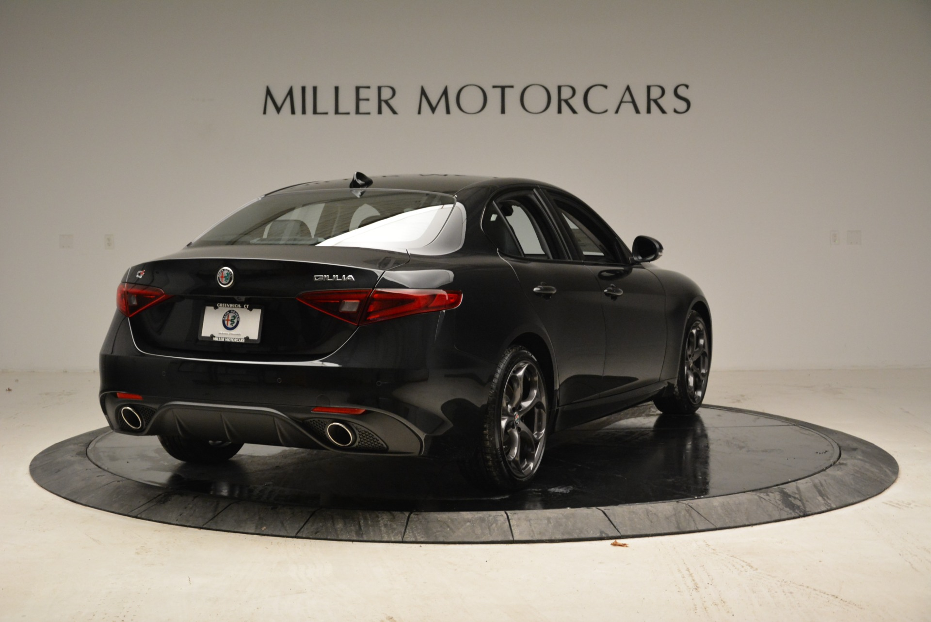 New 2018 Alfa Romeo Giulia Ti Sport Q4 For Sale In Westport, CT 1852_p7