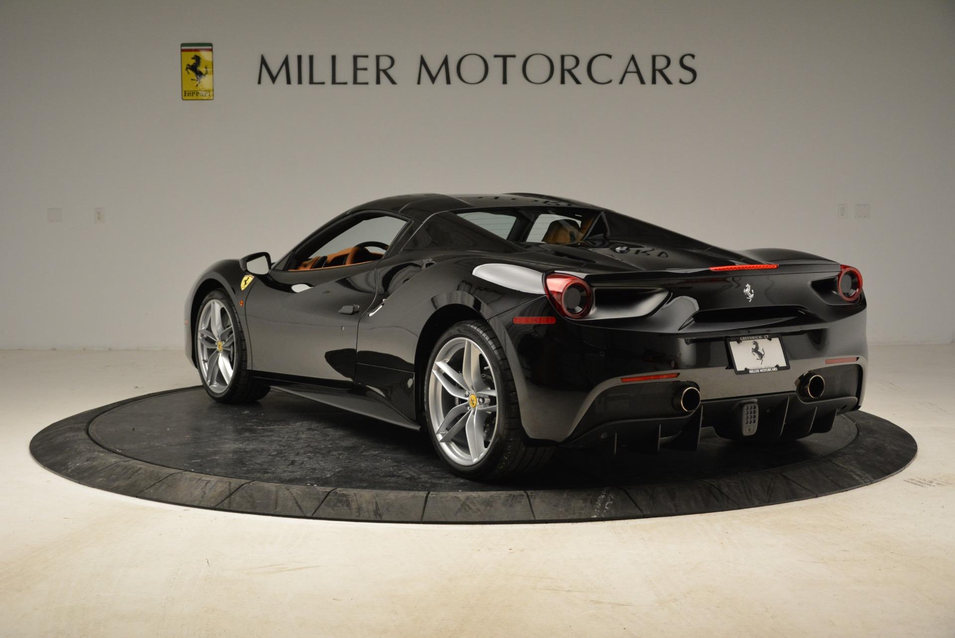 Used 2017 Ferrari 488 Spider  For Sale In Westport, CT 1853_p28