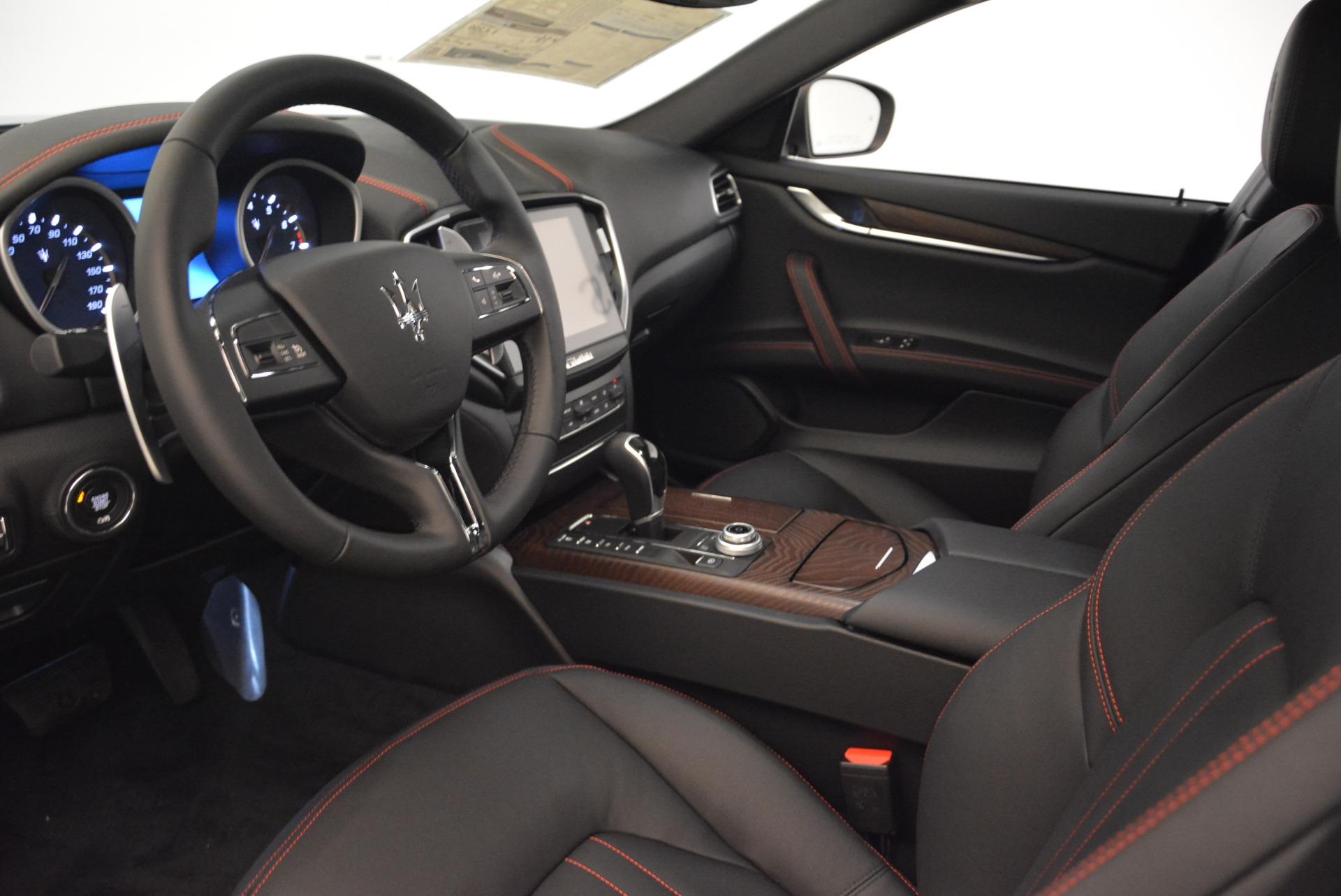 New 2018 Maserati Ghibli S Q4 For Sale In Westport, CT 1856_p12