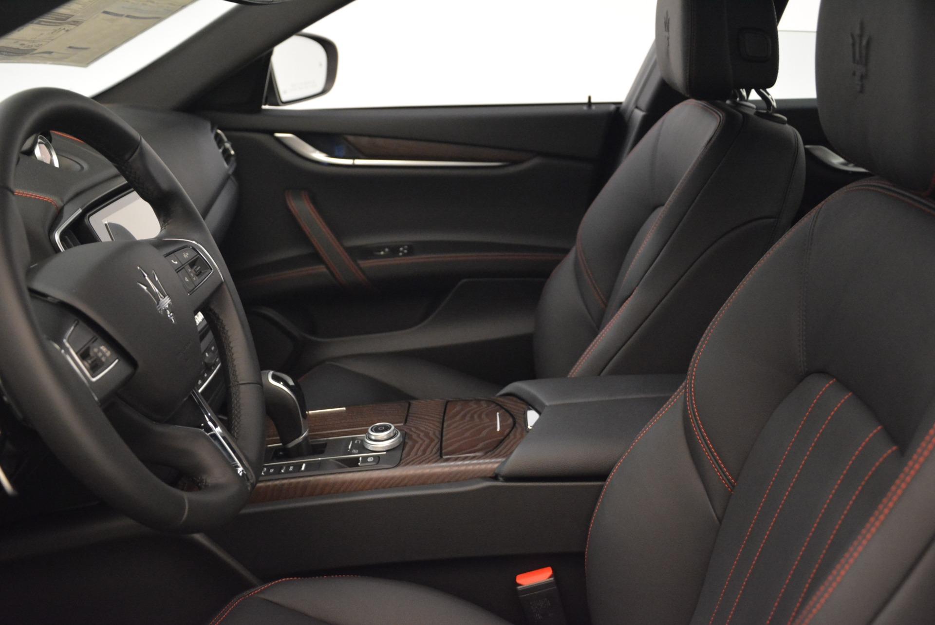 New 2018 Maserati Ghibli S Q4 For Sale In Westport, CT 1856_p13