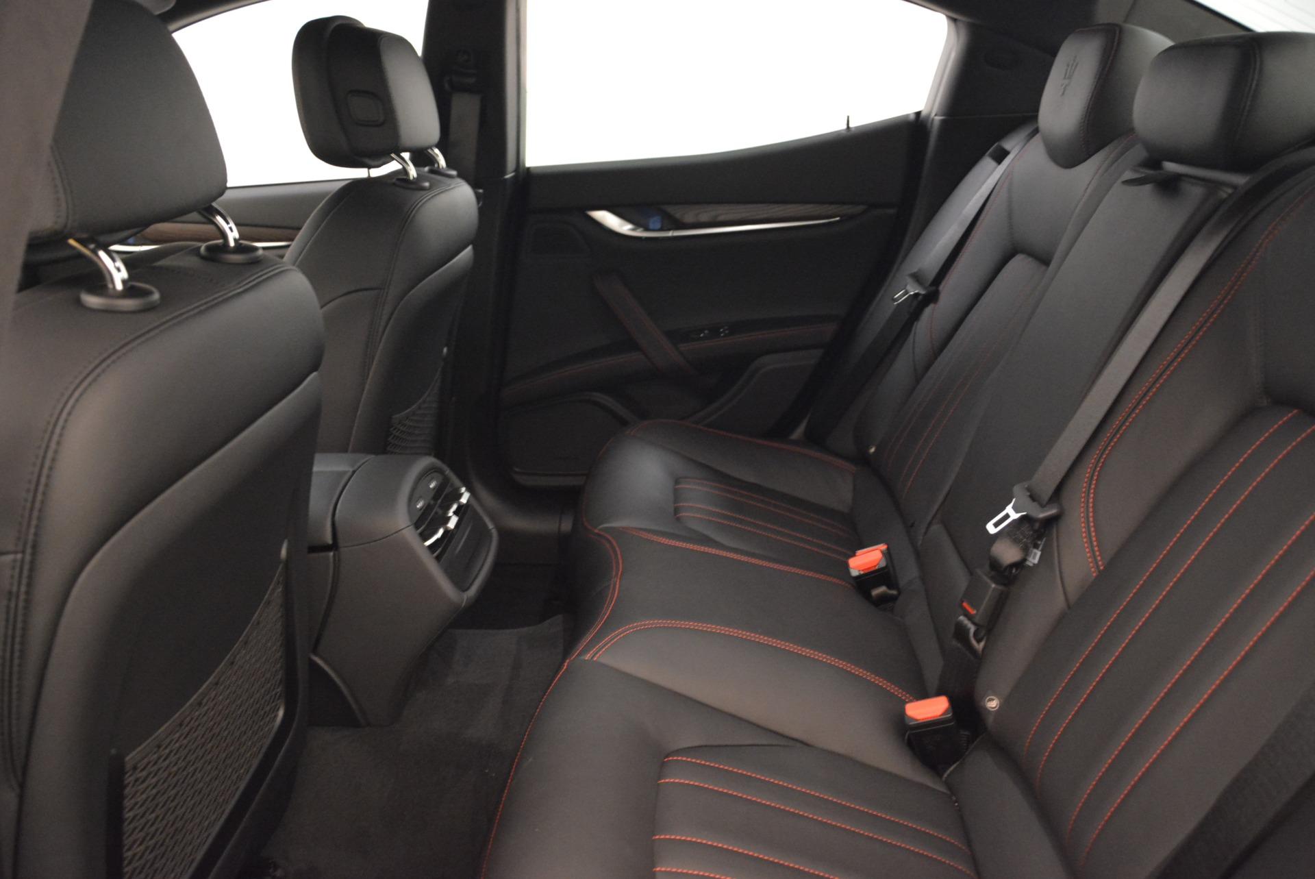 New 2018 Maserati Ghibli S Q4 For Sale In Westport, CT 1856_p18
