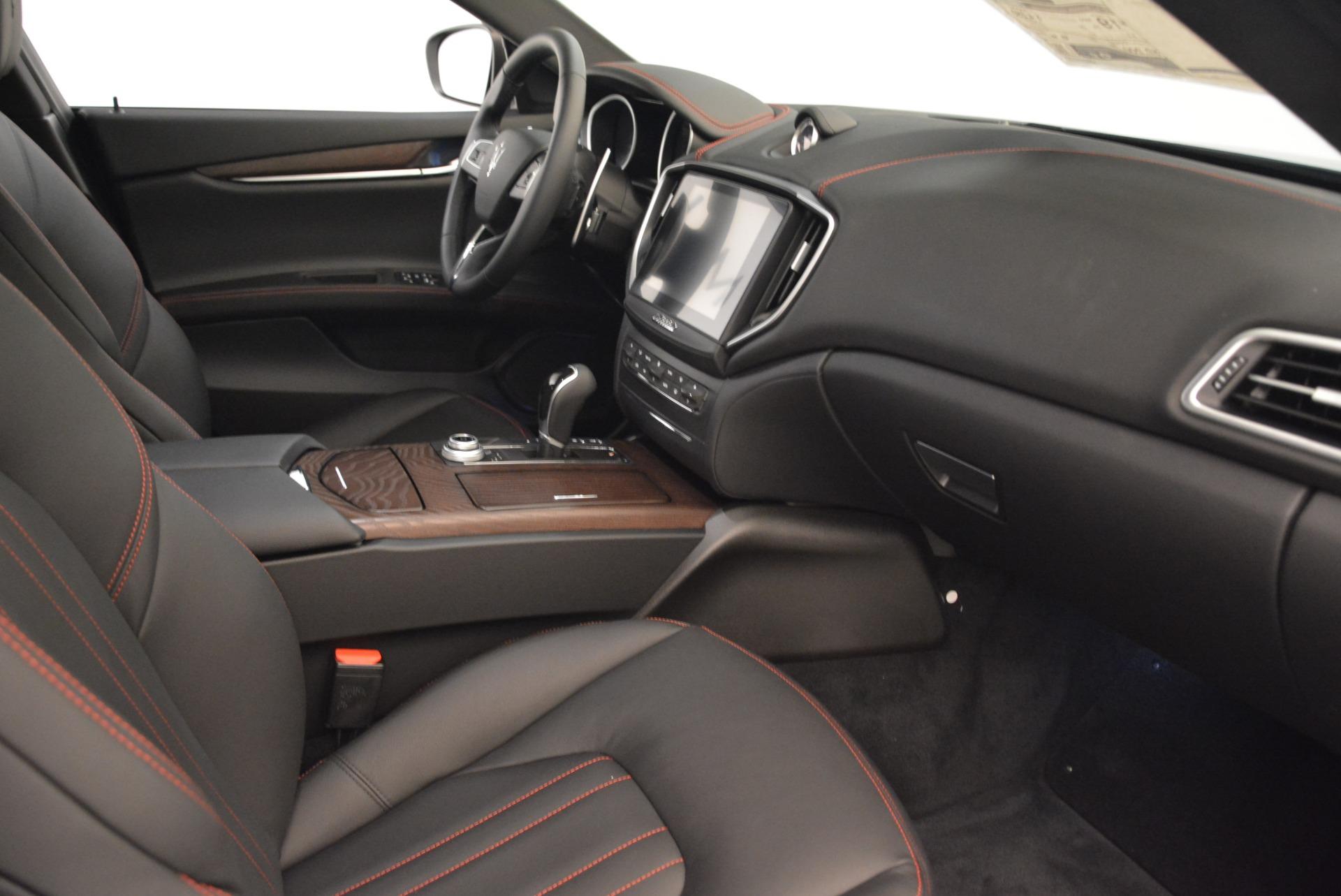 New 2018 Maserati Ghibli S Q4 For Sale In Westport, CT 1856_p20
