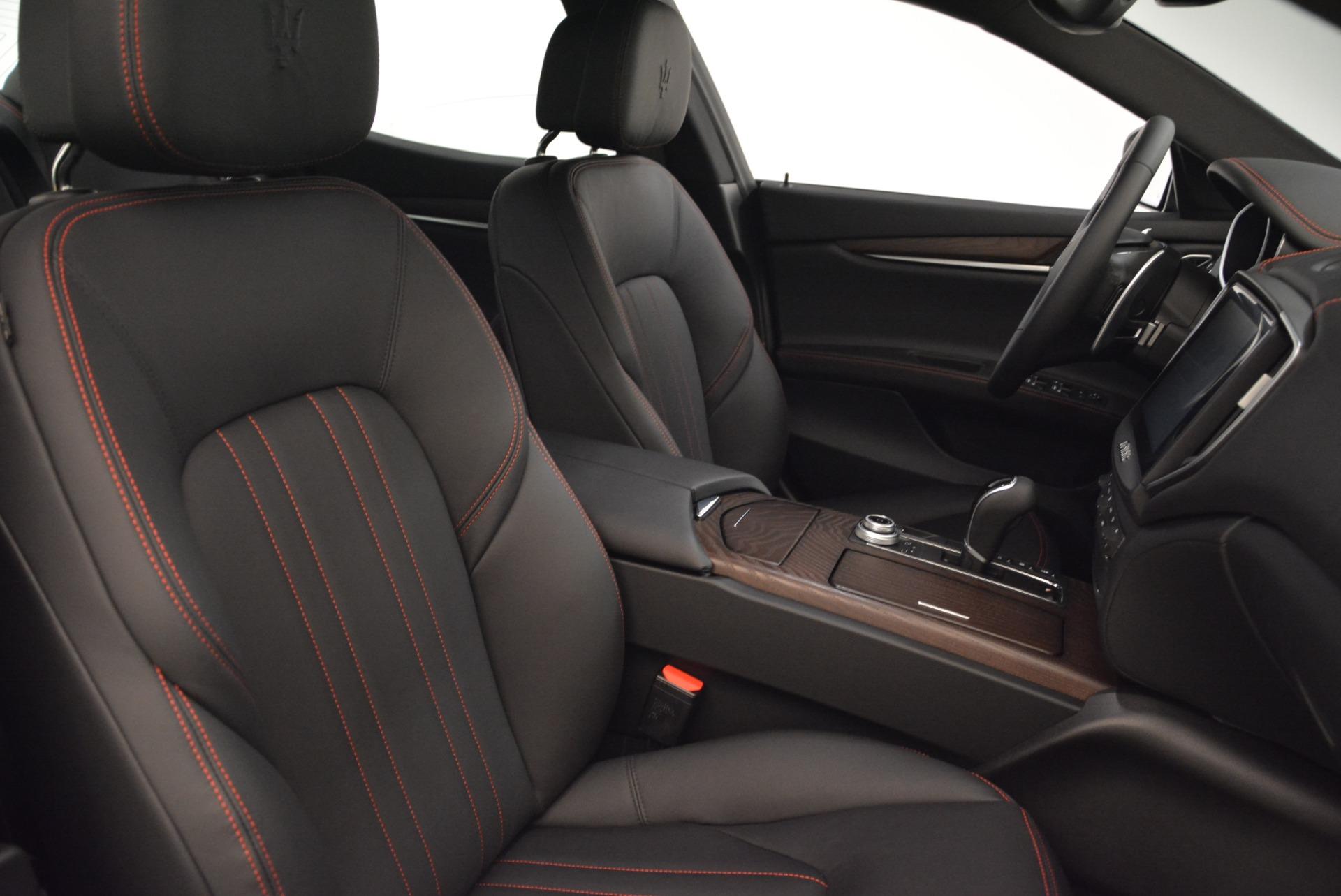 New 2018 Maserati Ghibli S Q4 For Sale In Westport, CT 1856_p22