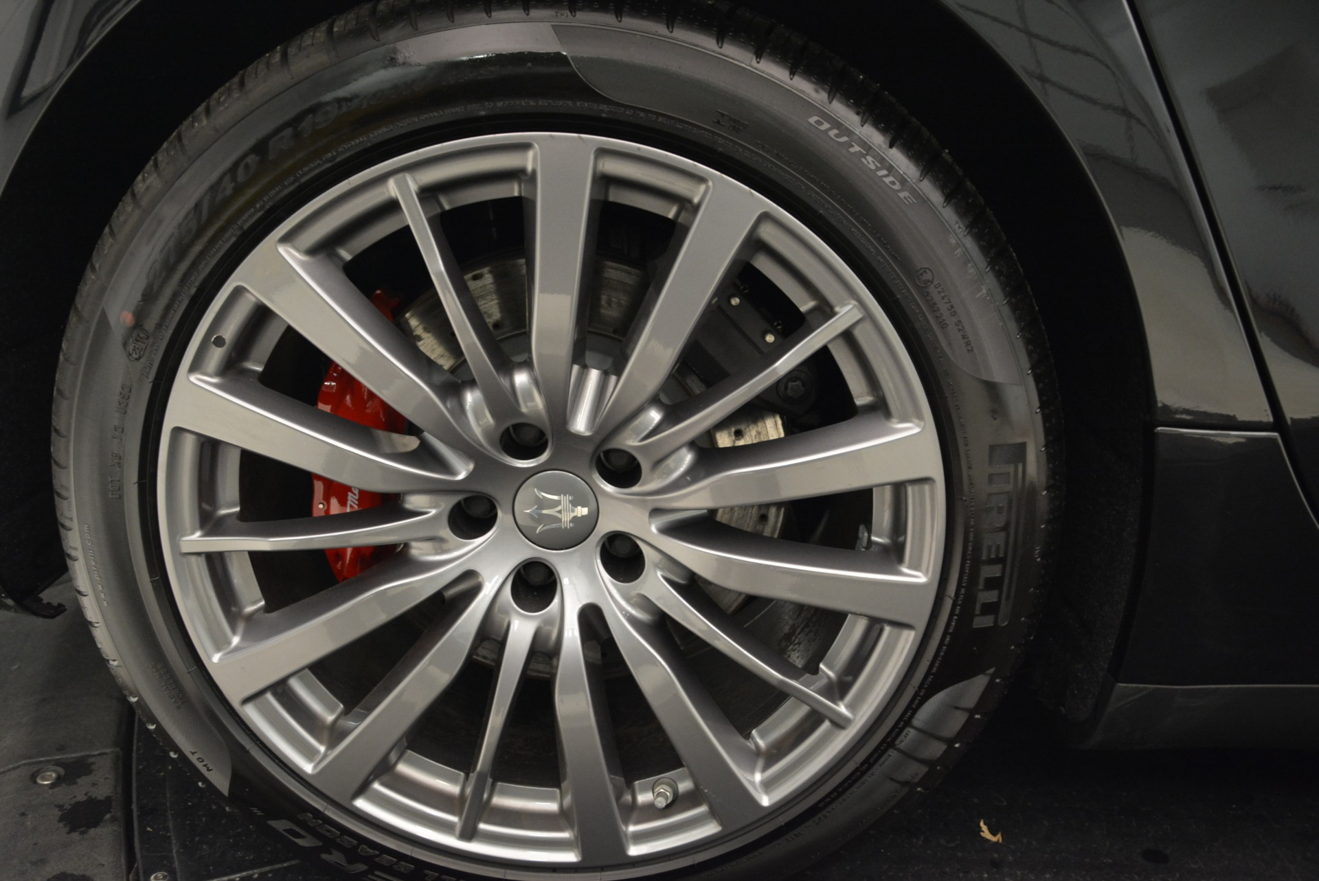 New 2018 Maserati Ghibli S Q4 For Sale In Westport, CT 1856_p26