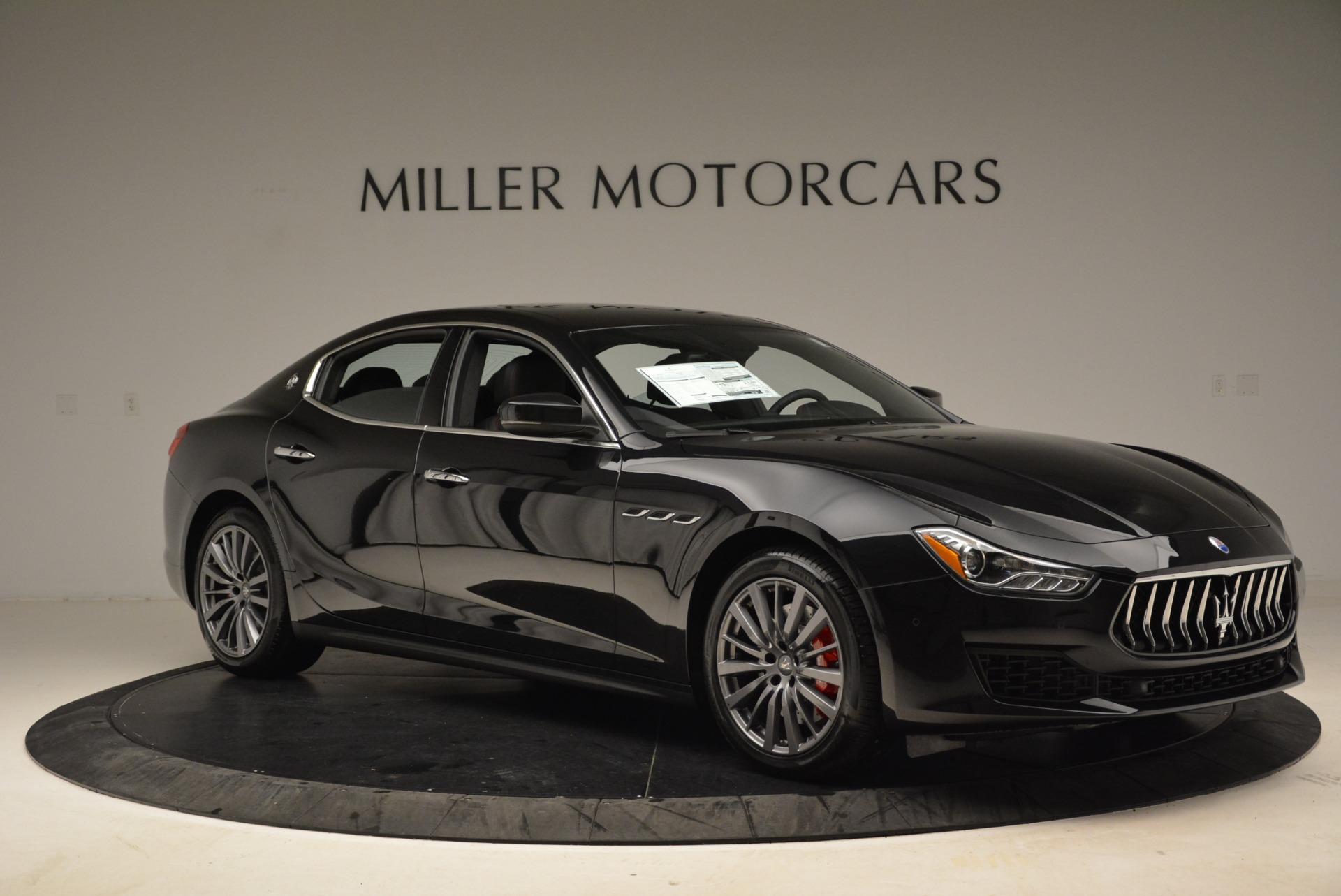 New 2018 Maserati Ghibli S Q4 For Sale In Westport, CT 1856_p9