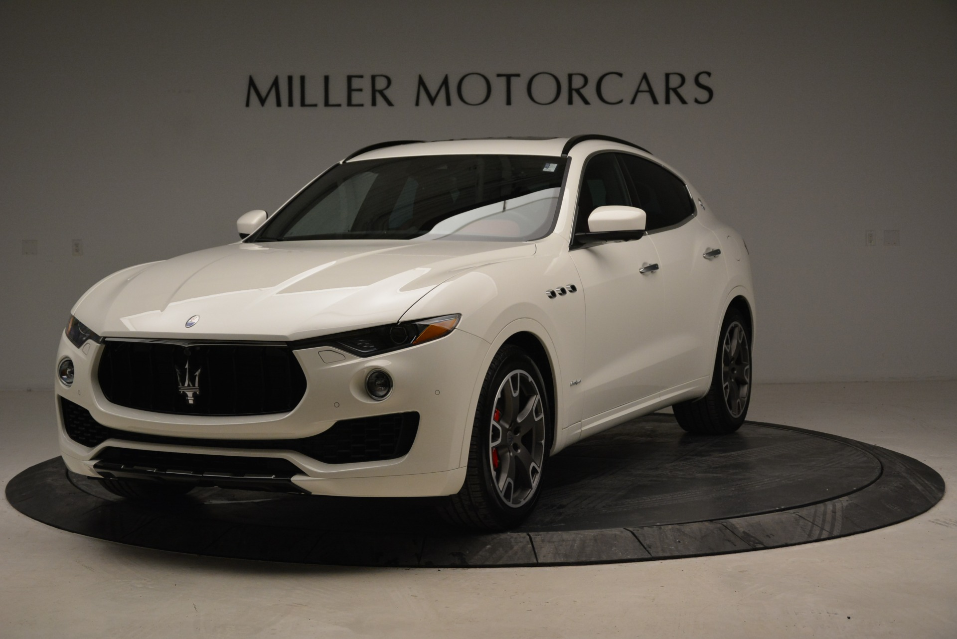 New 2018 Maserati Levante S Q4 GranSport For Sale In Westport, CT 1857_main