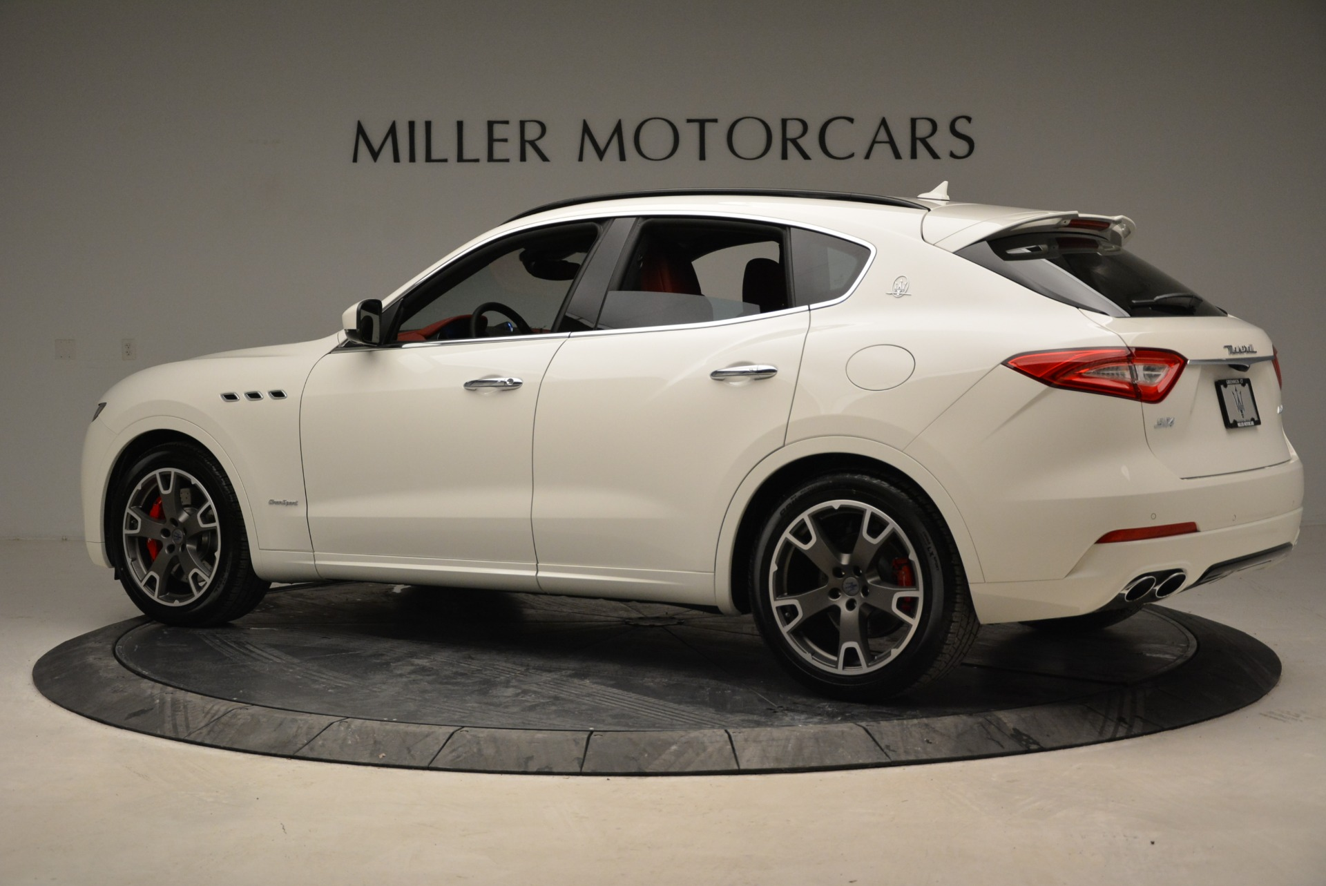 New 2018 Maserati Levante S Q4 GranSport For Sale In Westport, CT 1857_p10