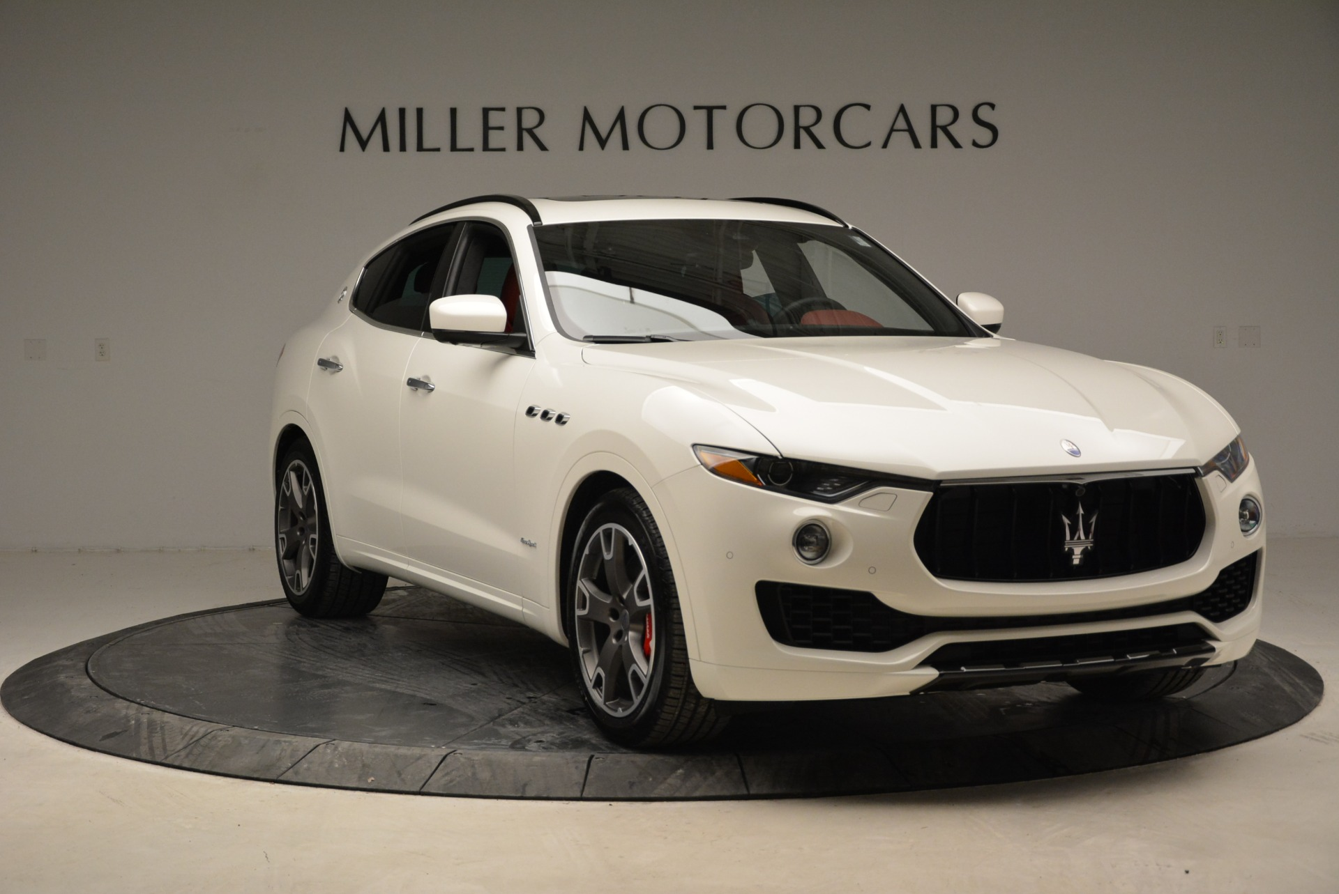 New 2018 Maserati Levante S Q4 GranSport For Sale In Westport, CT 1857_p17
