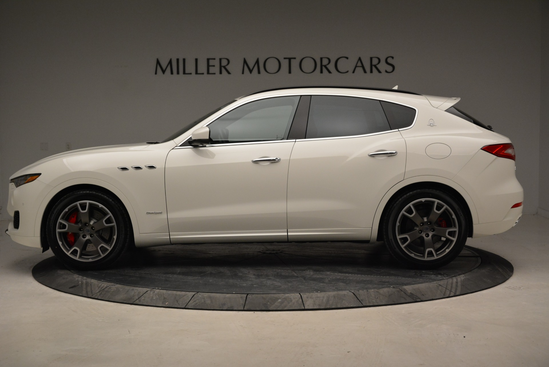 New 2018 Maserati Levante S Q4 GranSport For Sale In Westport, CT 1857_p3