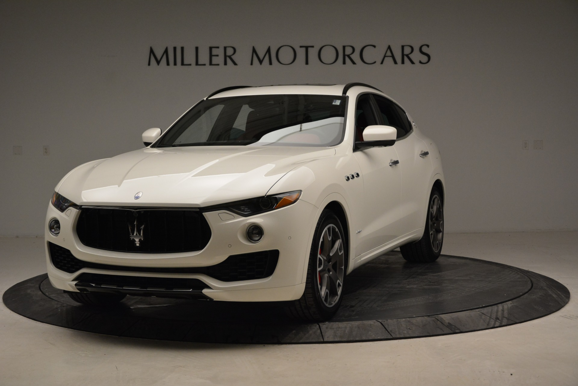 New 2018 Maserati Levante S Q4 GranSport For Sale In Westport, CT 1857_p7