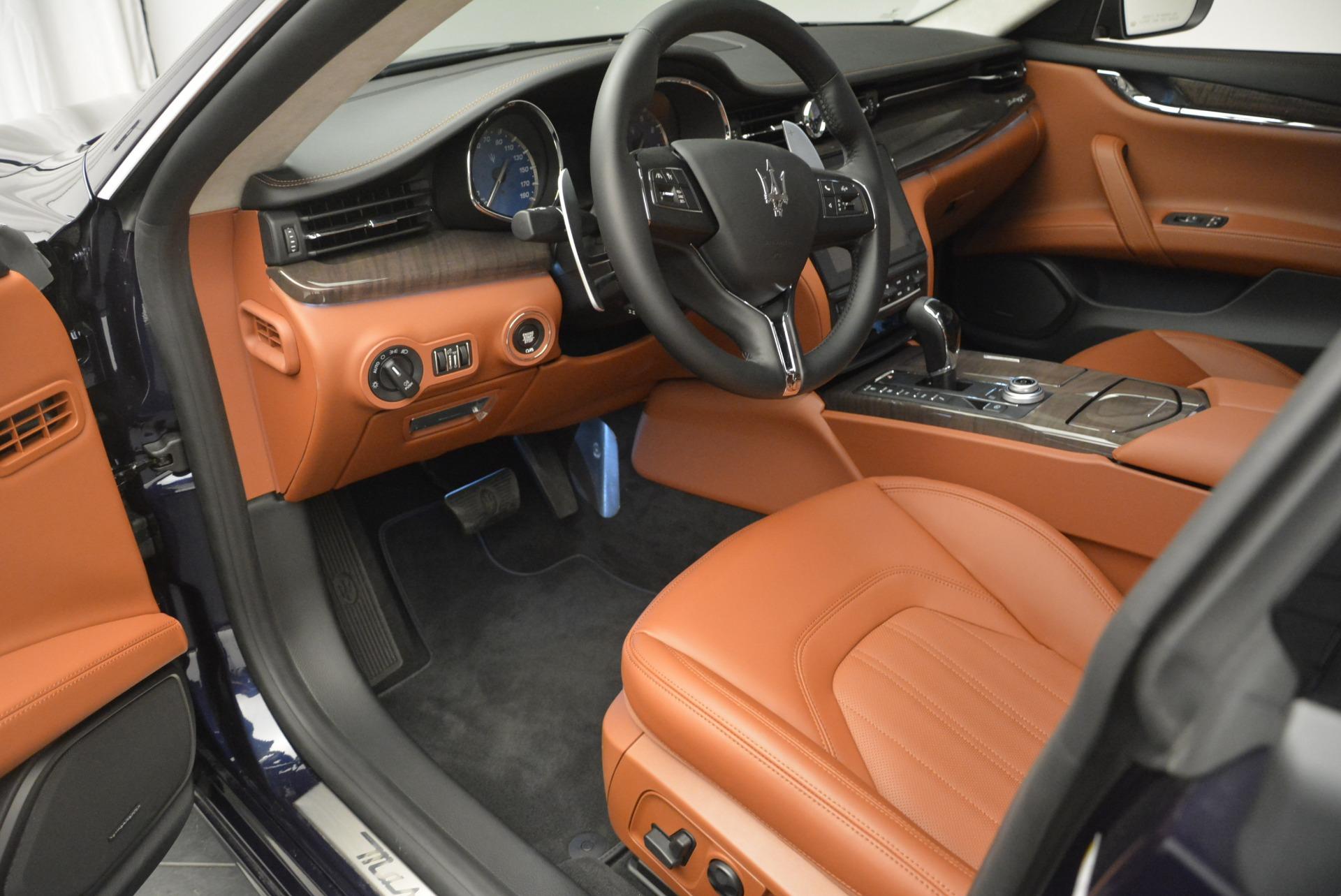 New 2018 Maserati Quattroporte S Q4 GranLusso For Sale In Westport, CT 1859_p14