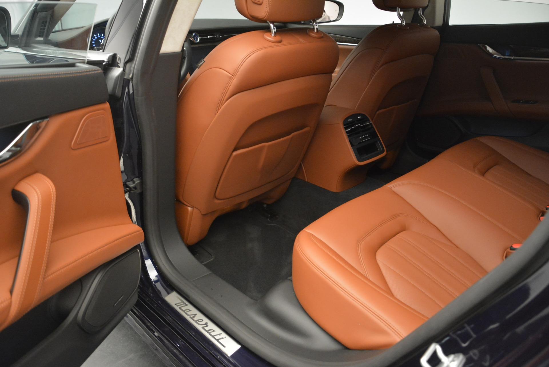 New 2018 Maserati Quattroporte S Q4 GranLusso For Sale In Westport, CT 1859_p18