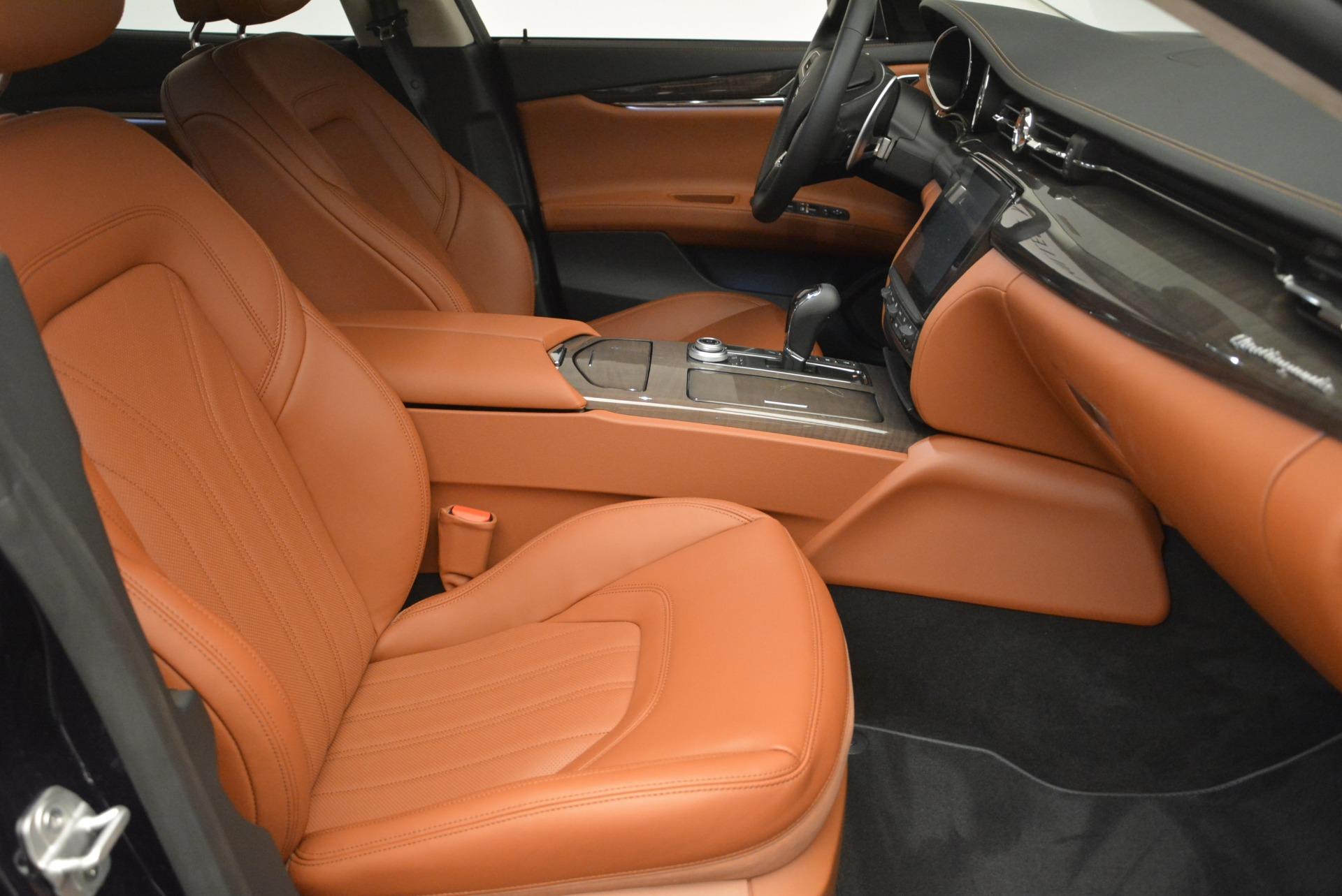 New 2018 Maserati Quattroporte S Q4 GranLusso For Sale In Westport, CT 1859_p21