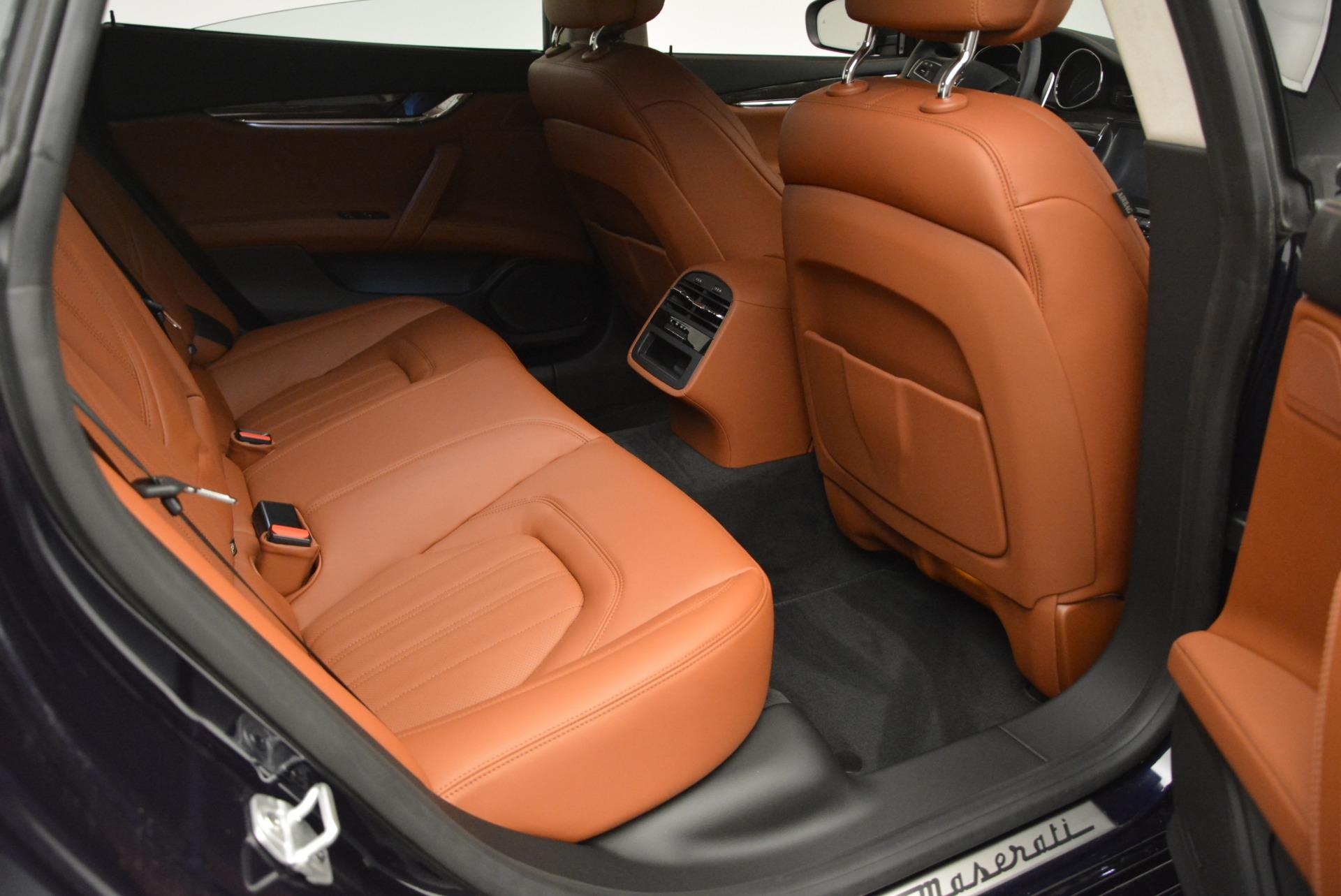 New 2018 Maserati Quattroporte S Q4 GranLusso For Sale In Westport, CT 1859_p23