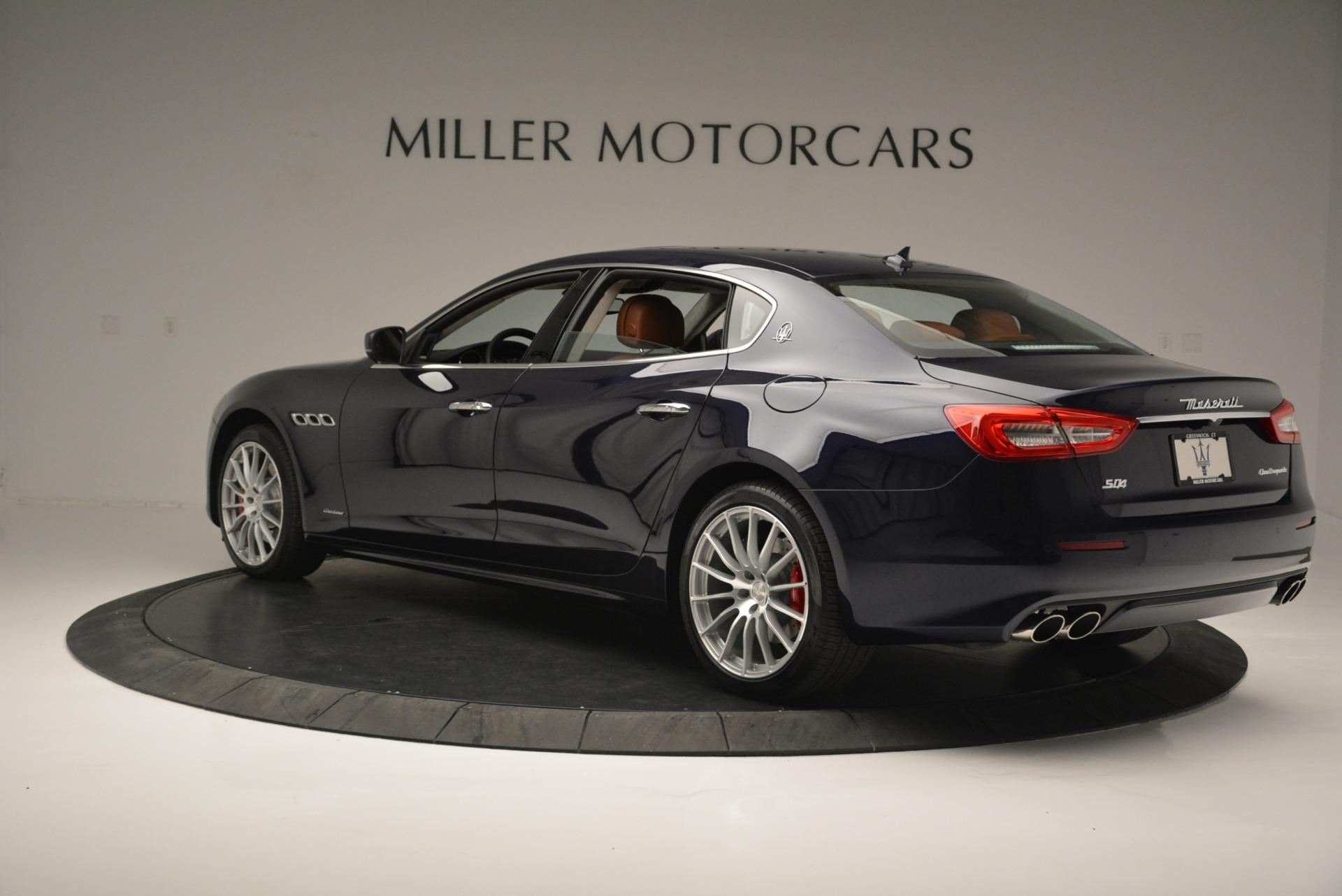 New 2018 Maserati Quattroporte S Q4 GranLusso For Sale In Westport, CT 1859_p5