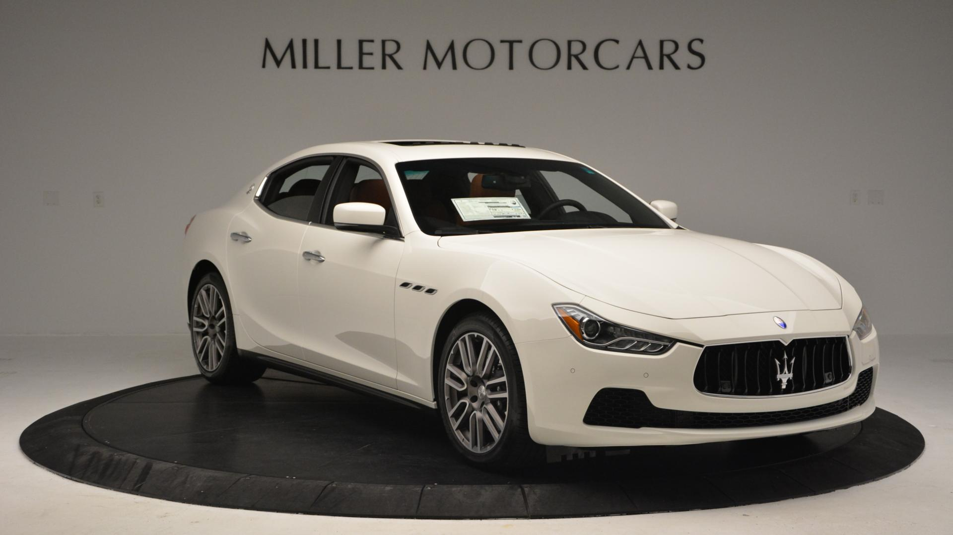 Used 2016 Maserati Ghibli S Q4 For Sale In Westport, CT 186_p12