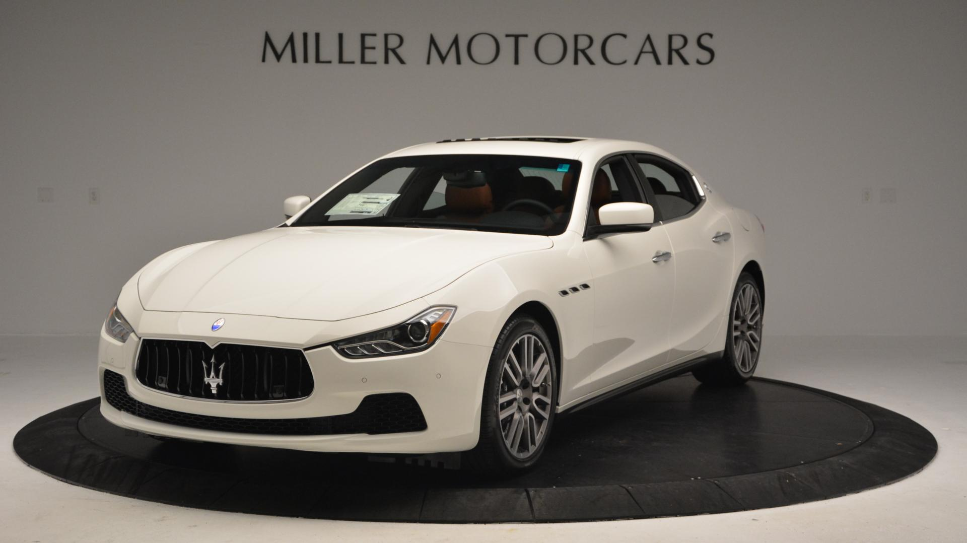 Used 2016 Maserati Ghibli S Q4 For Sale In Westport, CT 186_p2