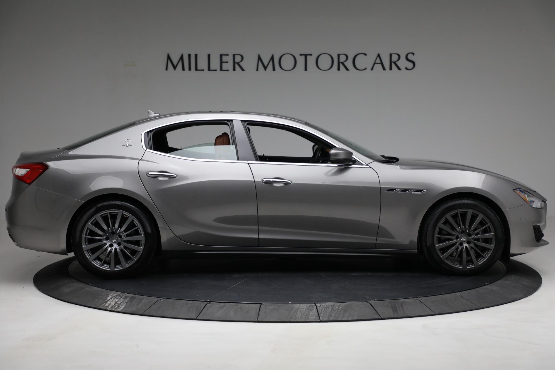 New 2018 Maserati Ghibli S Q4 For Sale In Westport, CT 1861_p9