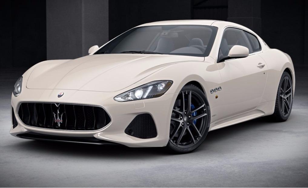 New 2018 Maserati GranTurismo Sport Coupe For Sale In Westport, CT 1862_main