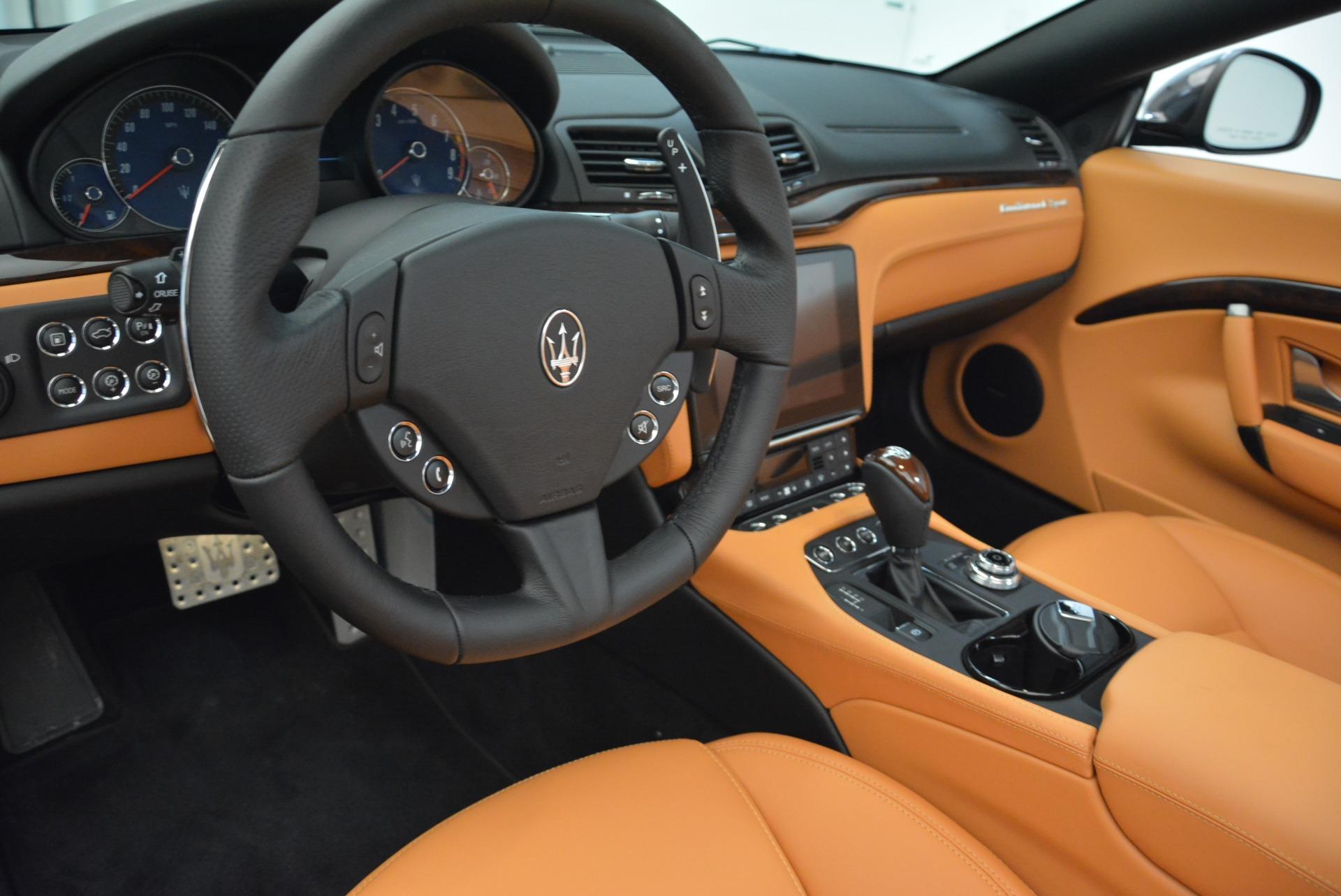 Used 2018 Maserati GranTurismo Sport Convertible For Sale In Westport, CT 1865_p26