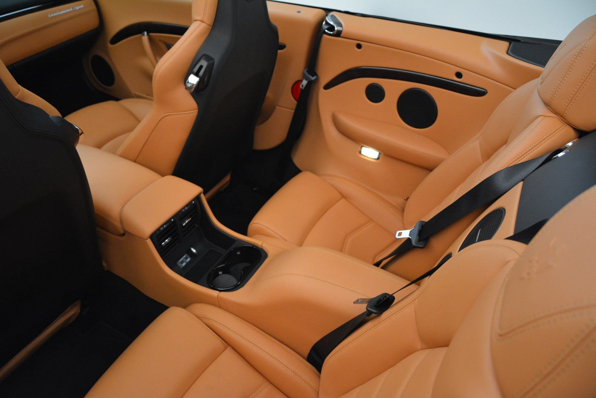 Used 2018 Maserati GranTurismo Sport Convertible For Sale In Westport, CT 1865_p29