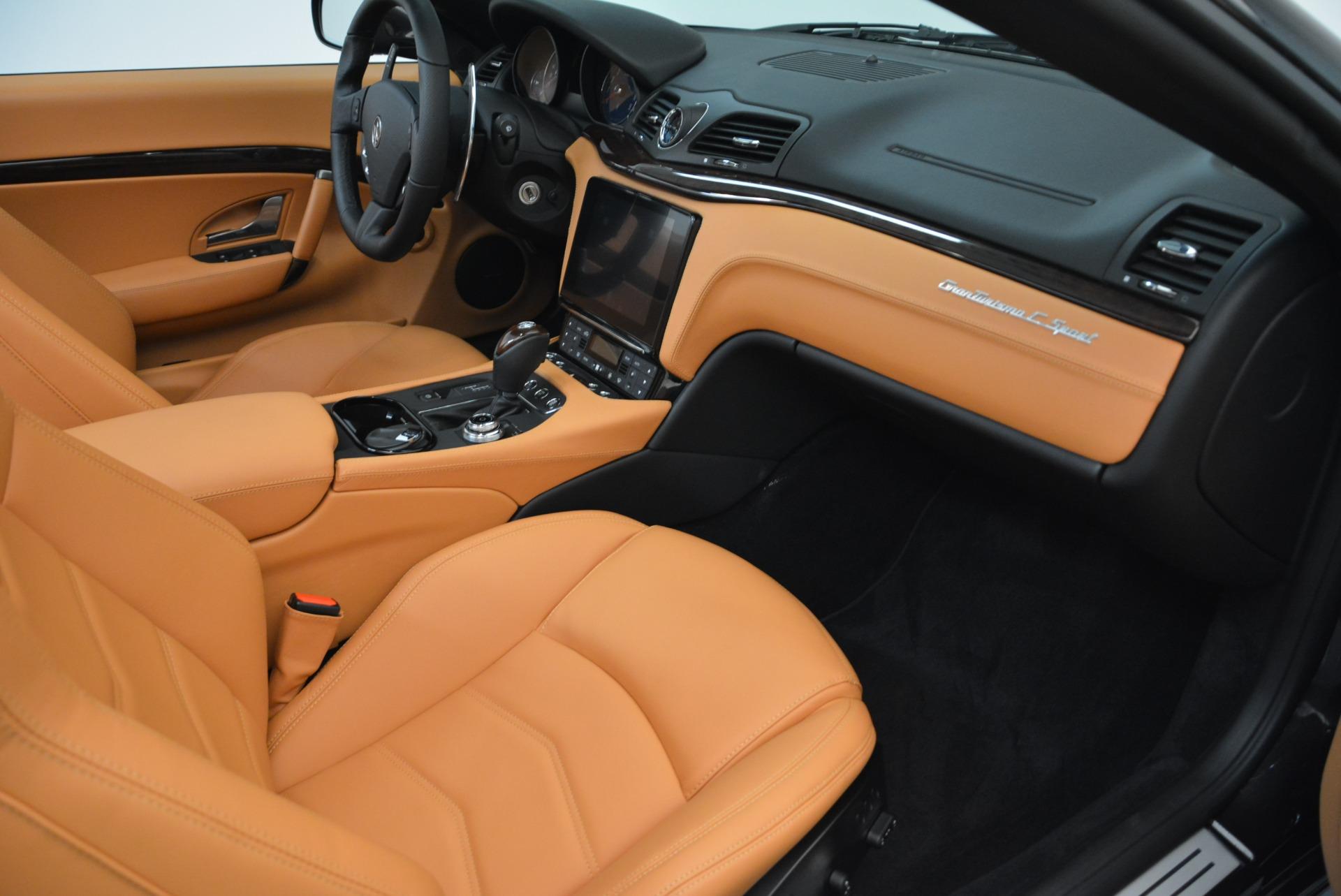 Used 2018 Maserati GranTurismo Sport Convertible For Sale In Westport, CT 1865_p31