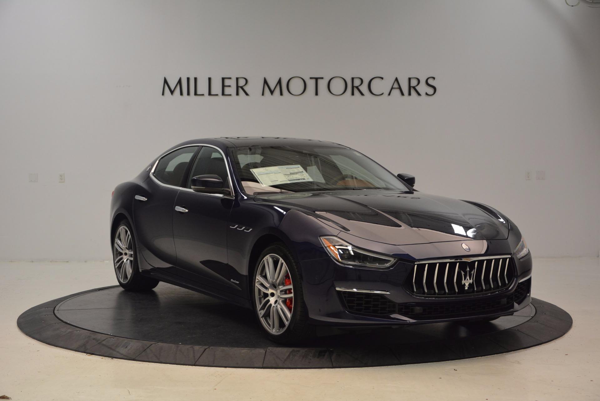 New 2018 Maserati Ghibli S Q4 GranLusso For Sale In Westport, CT 1866_p11