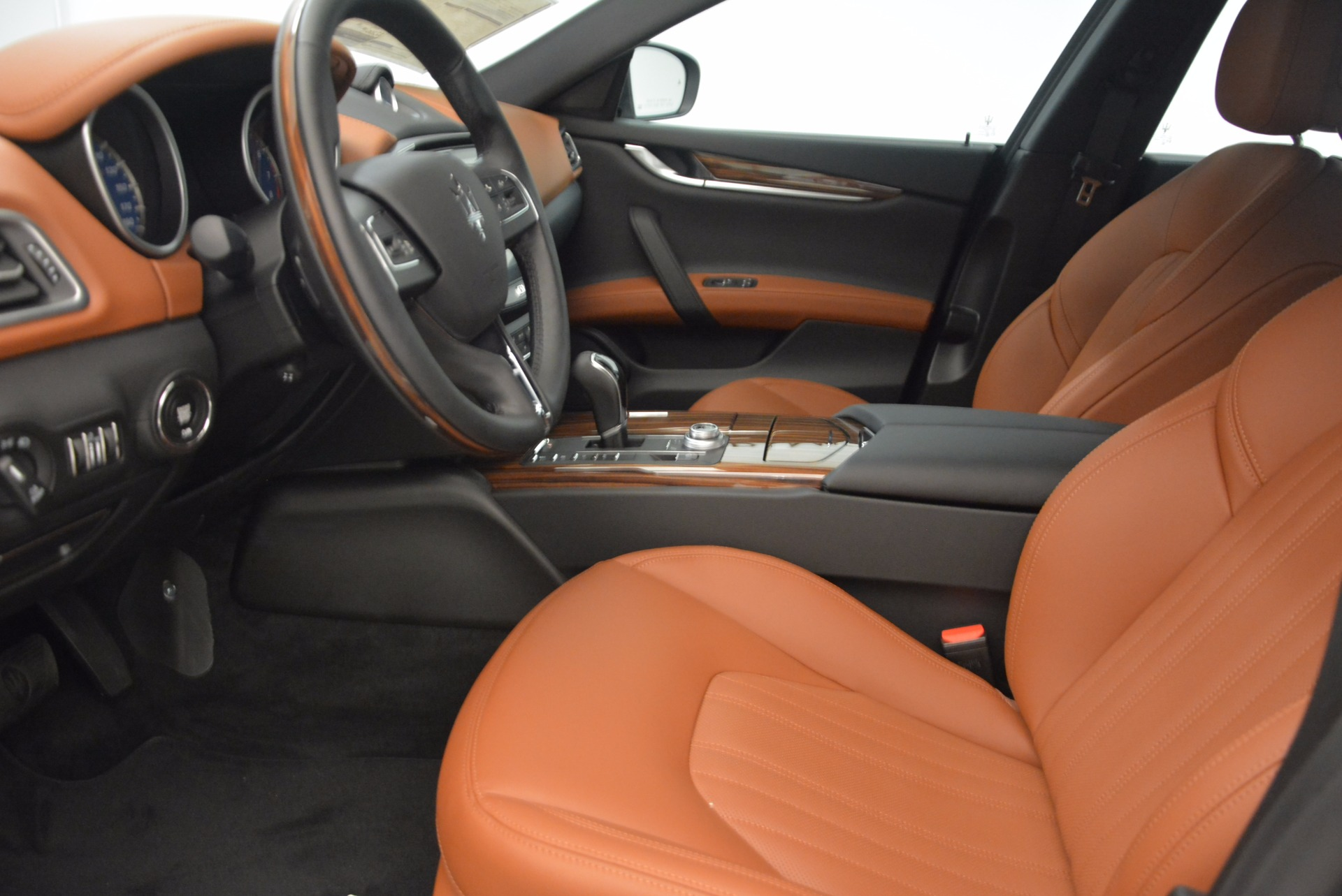 New 2018 Maserati Ghibli S Q4 GranLusso For Sale In Westport, CT 1866_p14