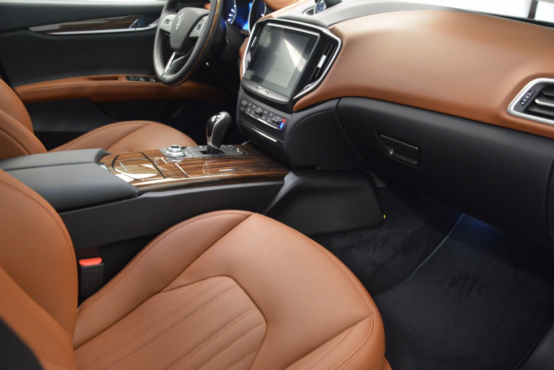 New 2018 Maserati Ghibli S Q4 GranLusso For Sale In Westport, CT 1866_p21