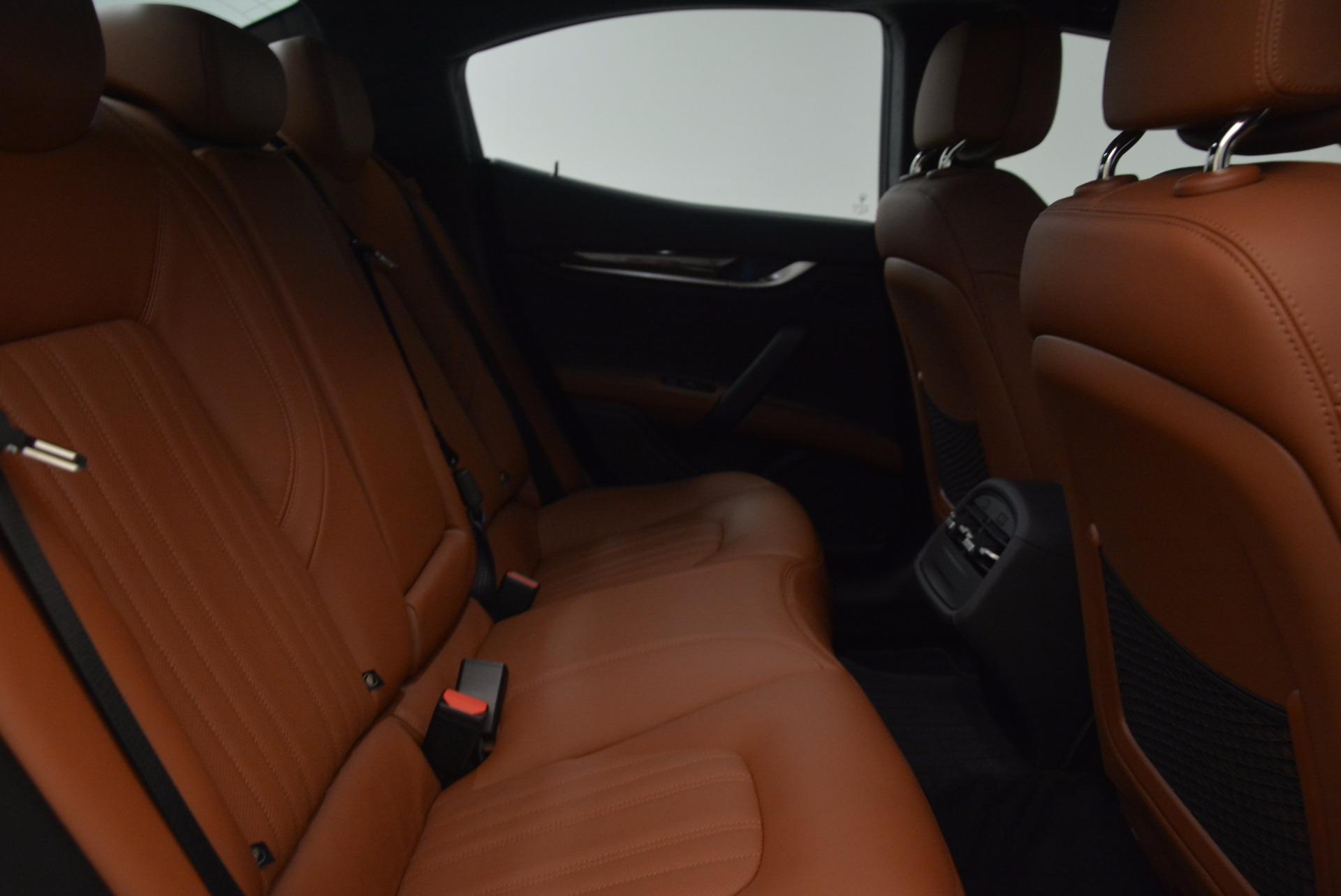 New 2018 Maserati Ghibli S Q4 GranLusso For Sale In Westport, CT 1866_p23