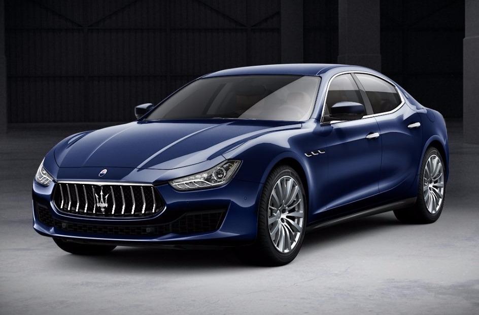 New 2018 Maserati Ghibli S Q4 For Sale In Westport, CT 1868_main