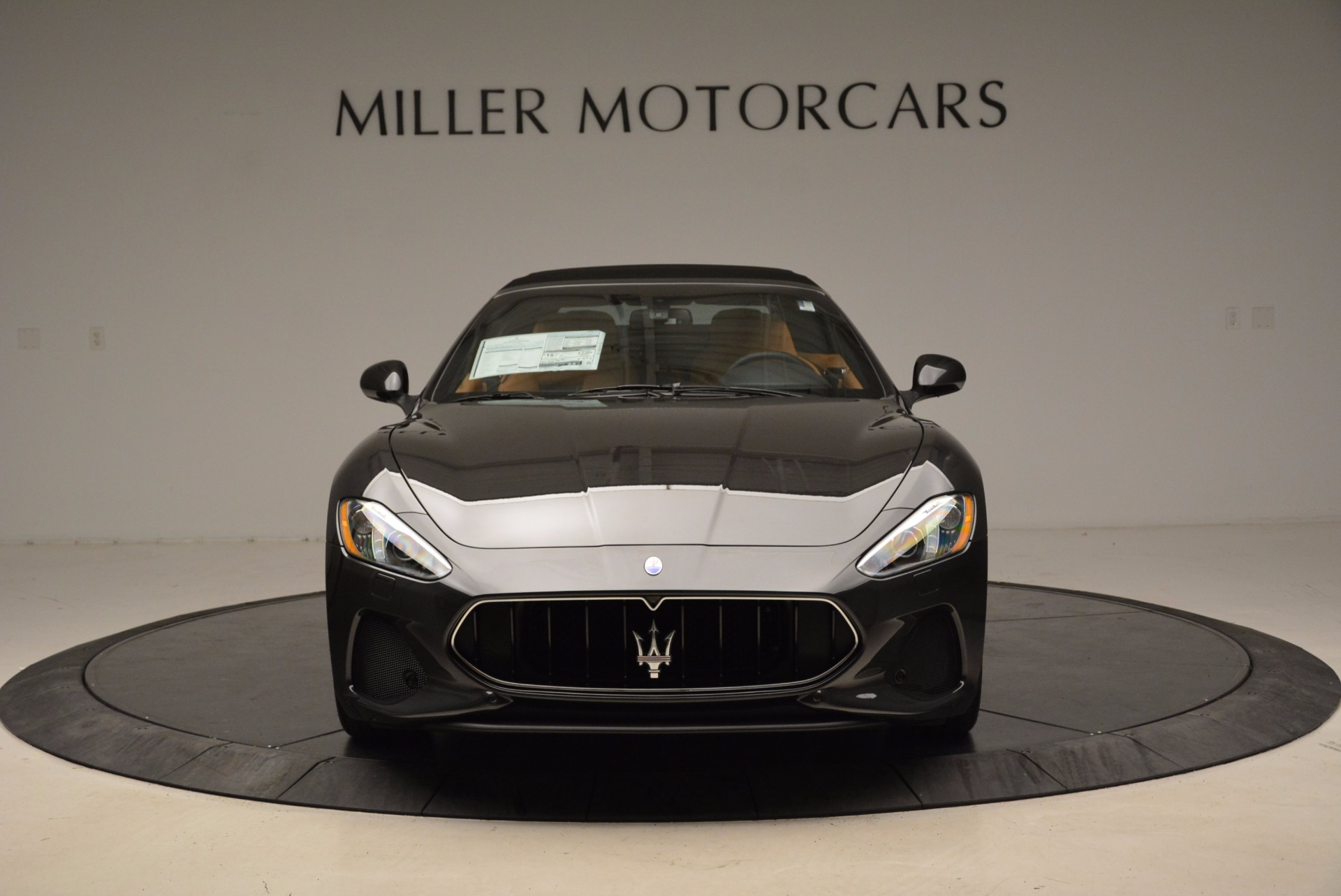 New 2018 Maserati GranTurismo Sport Convertible For Sale In Westport, CT 1869_p12