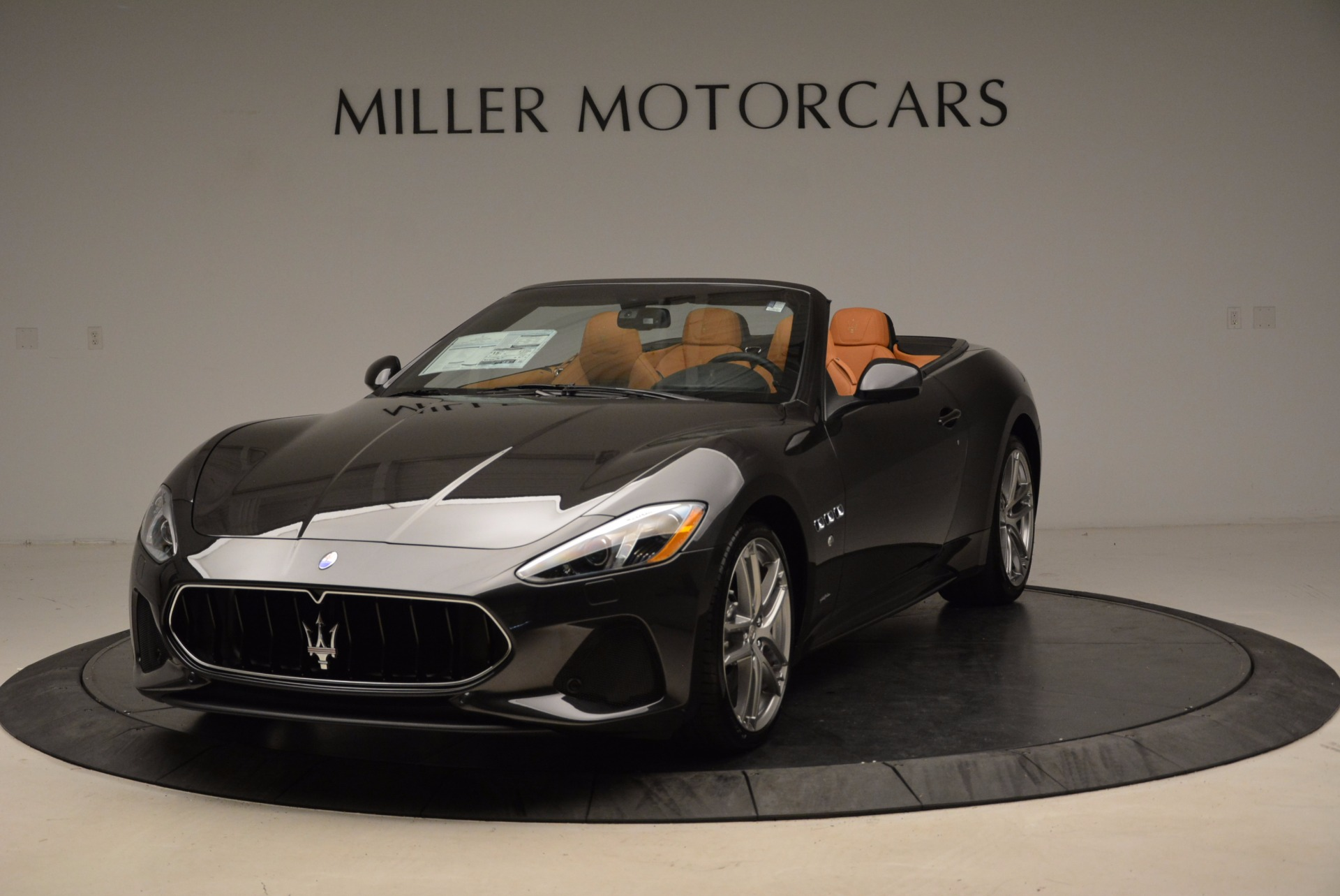 New 2018 Maserati GranTurismo Sport Convertible For Sale In Westport, CT 1869_p13