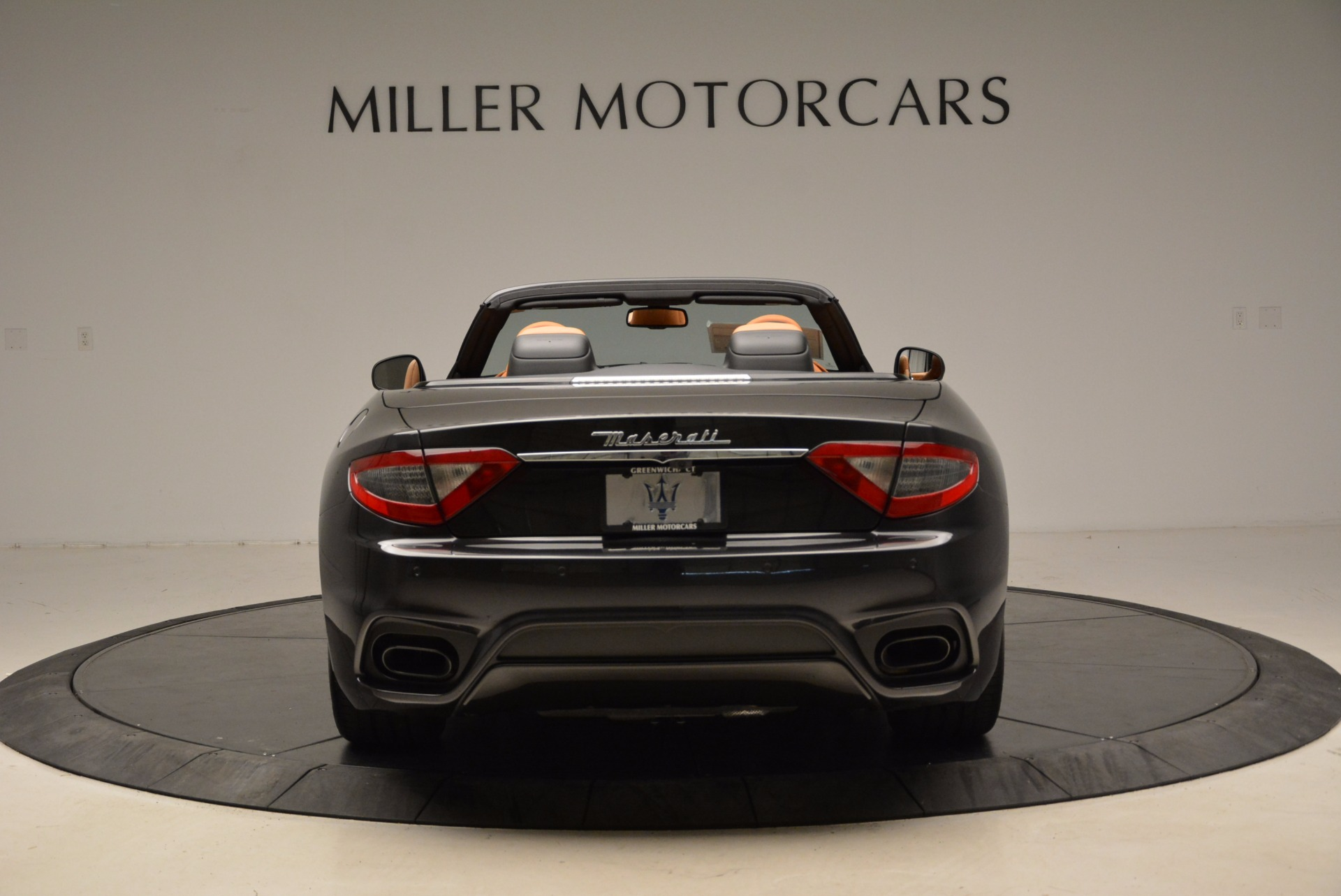 New 2018 Maserati GranTurismo Sport Convertible For Sale In Westport, CT 1869_p18