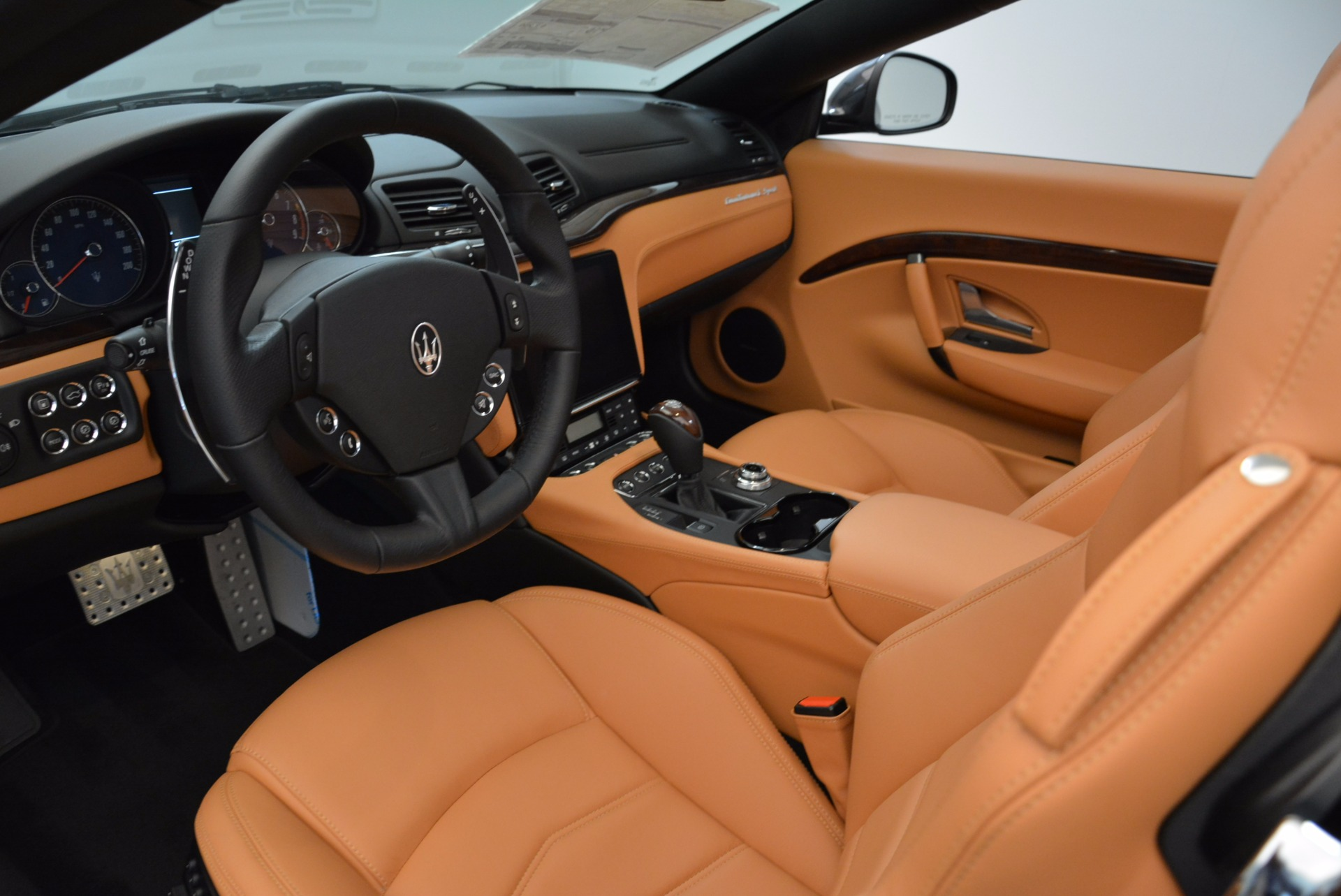 New 2018 Maserati GranTurismo Sport Convertible For Sale In Westport, CT 1869_p26