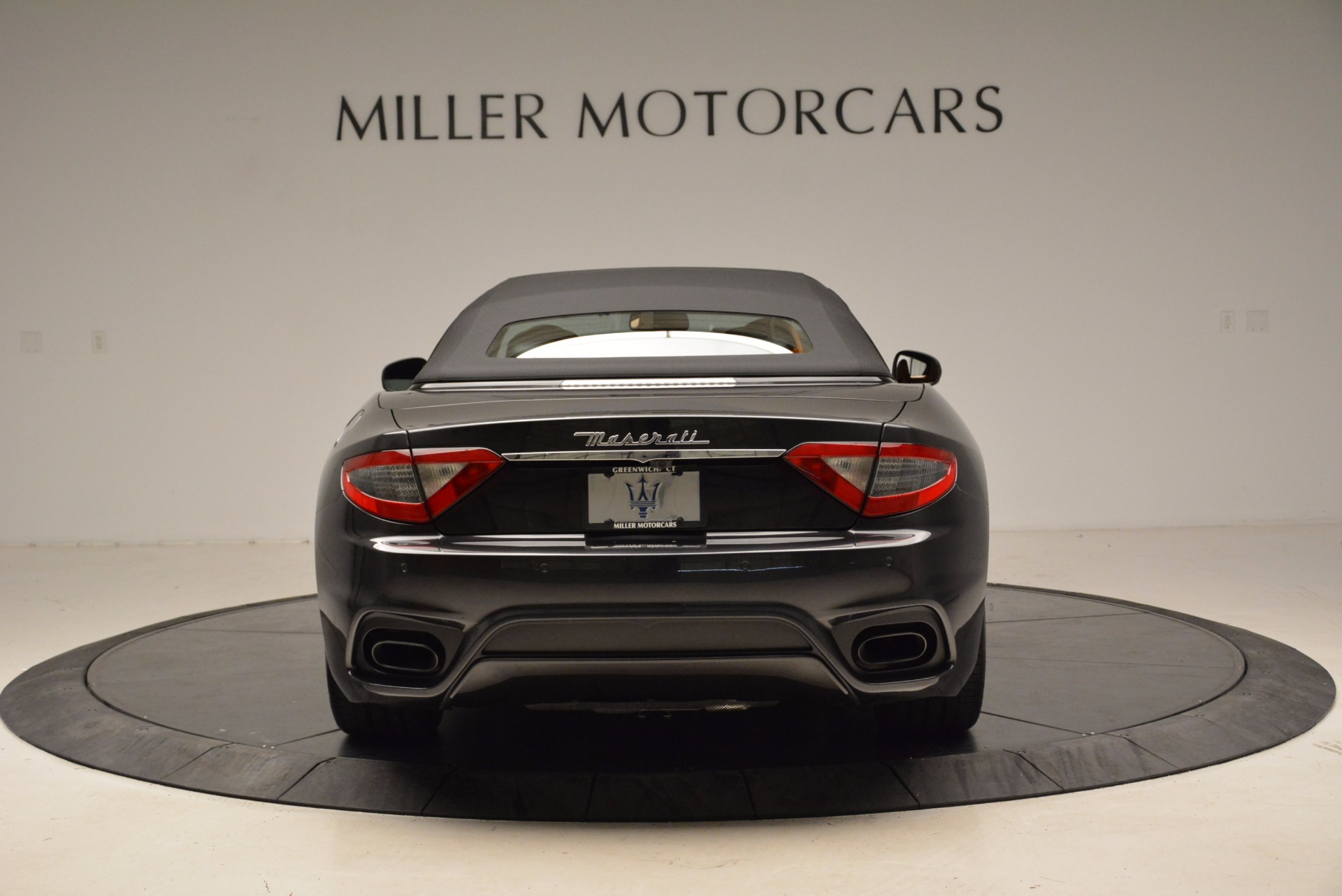 New 2018 Maserati GranTurismo Sport Convertible For Sale In Westport, CT 1869_p6
