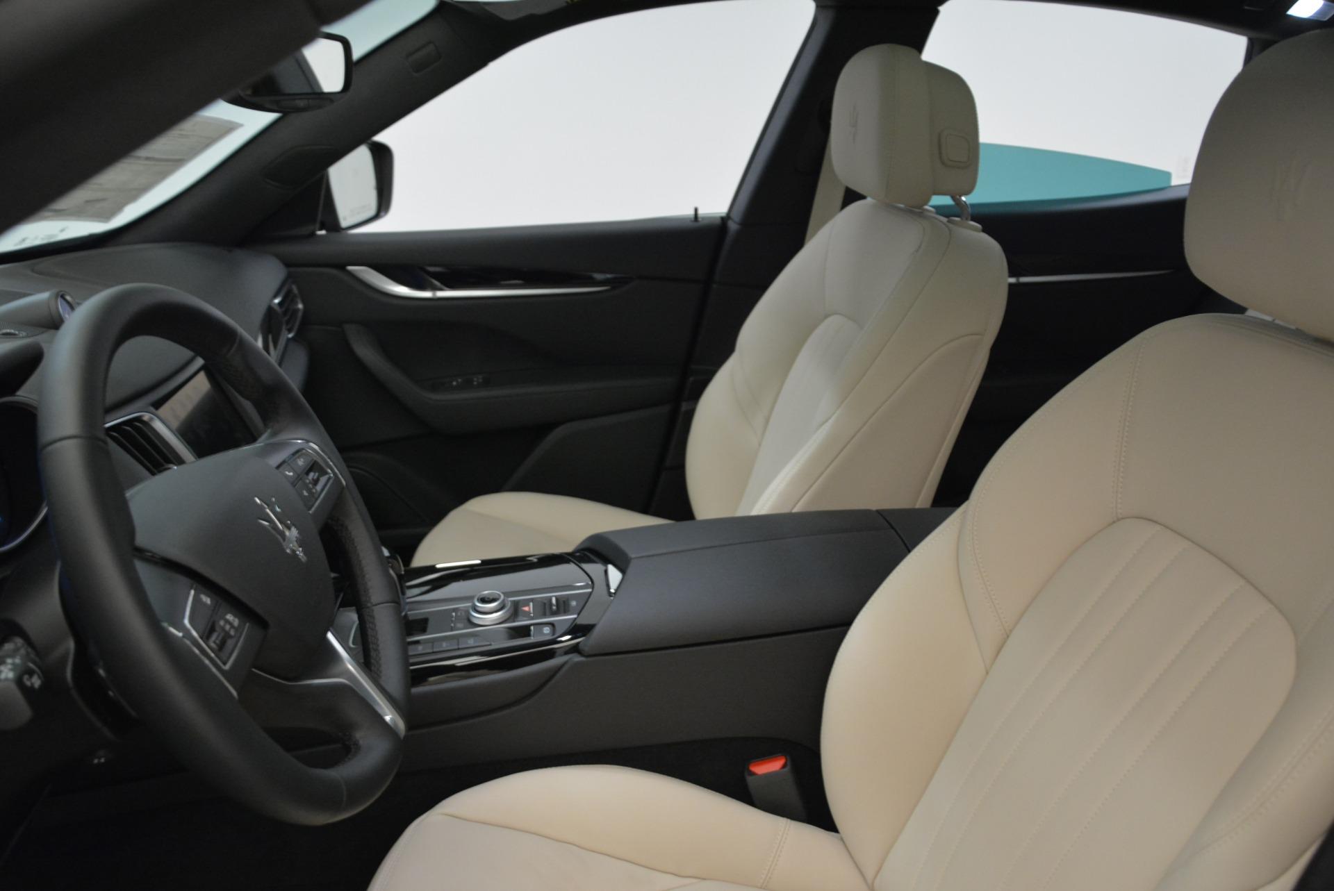 New 2017 Maserati Levante Q4 For Sale In Westport, CT 1872_p13