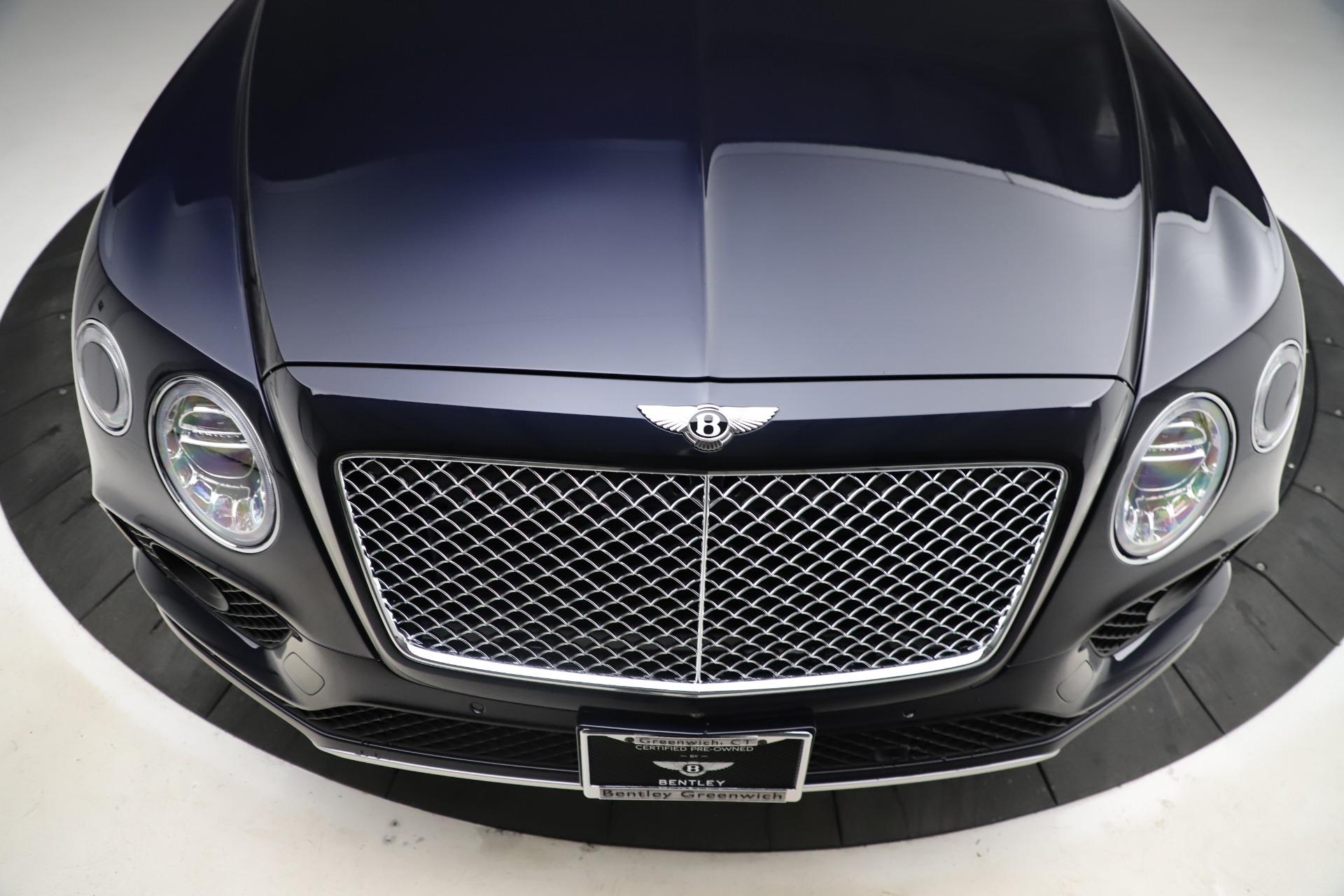 New 2018 Bentley Bentayga Signature For Sale In Westport, CT 1873_p14