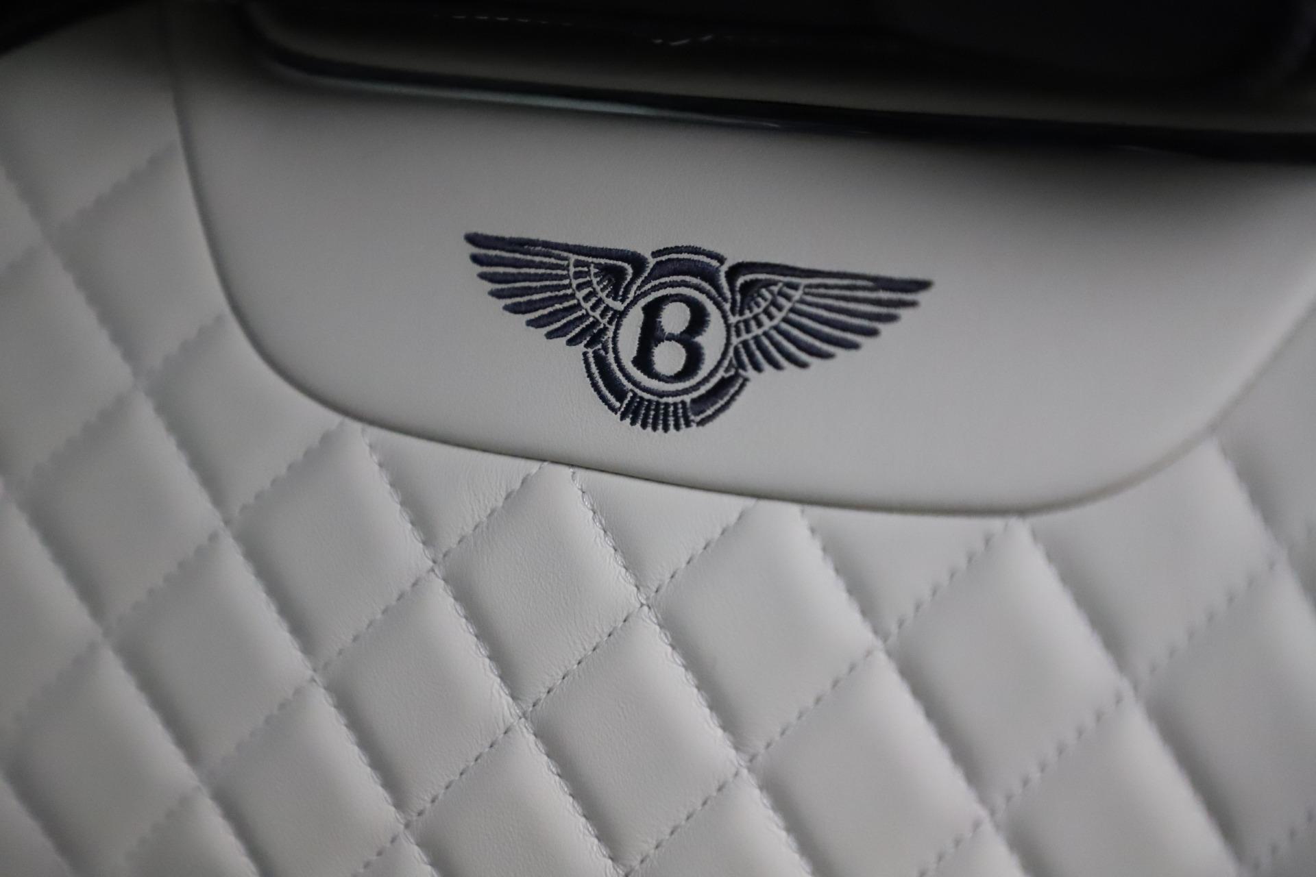 New 2018 Bentley Bentayga Signature For Sale In Westport, CT 1873_p21