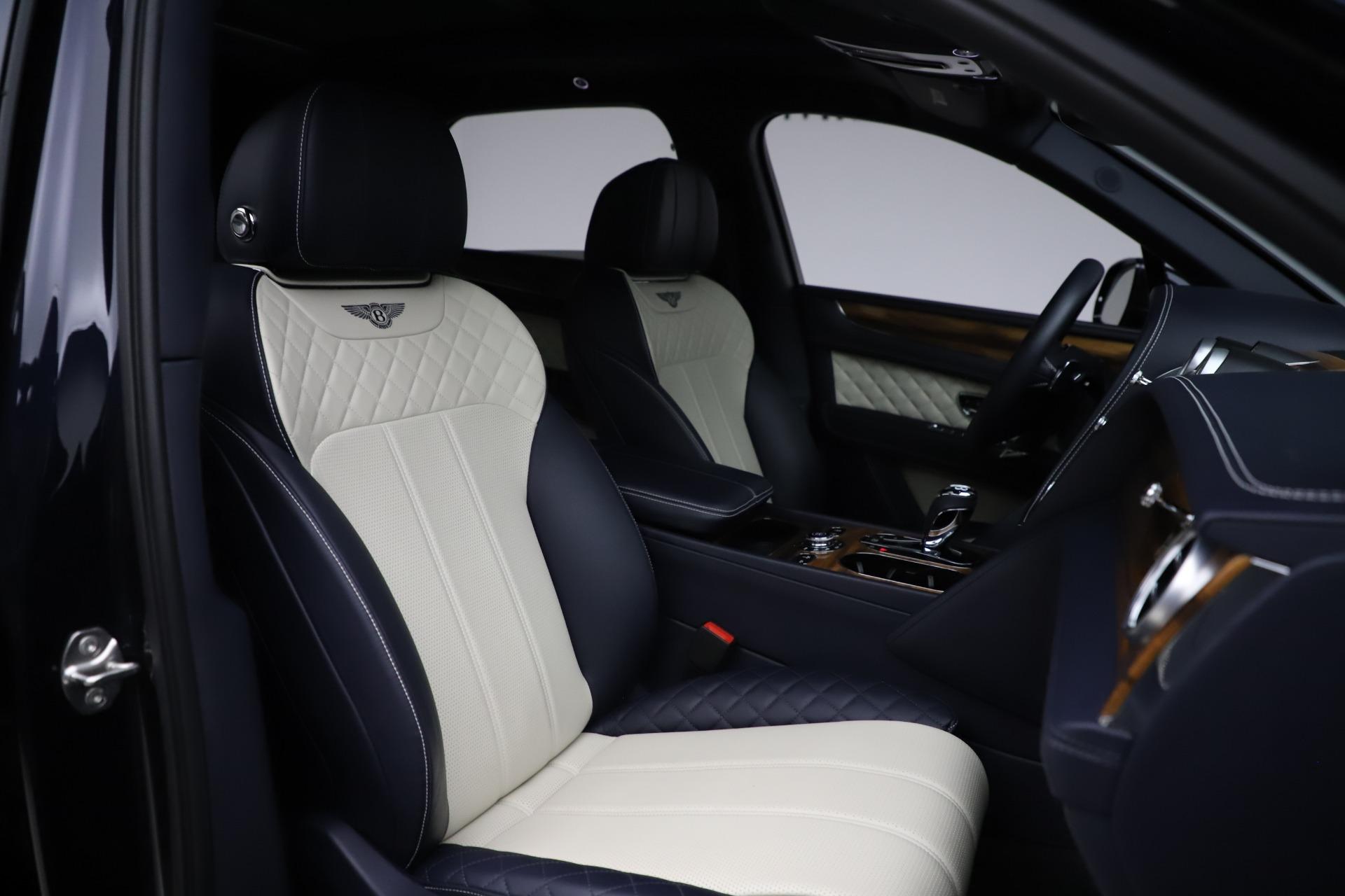 New 2018 Bentley Bentayga Signature For Sale In Westport, CT 1873_p28