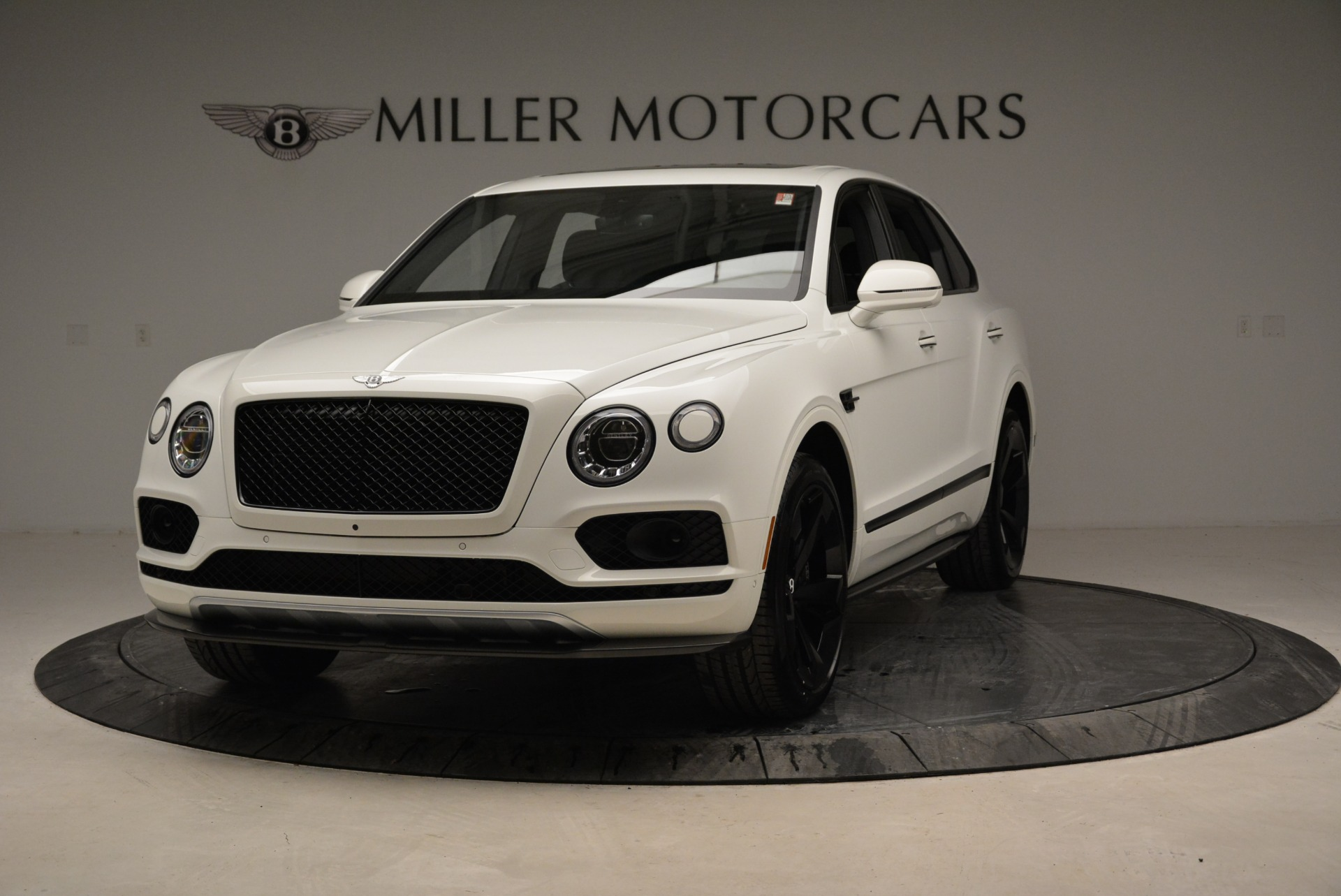 New 2018 Bentley Bentayga Black Edition For Sale In Westport, CT