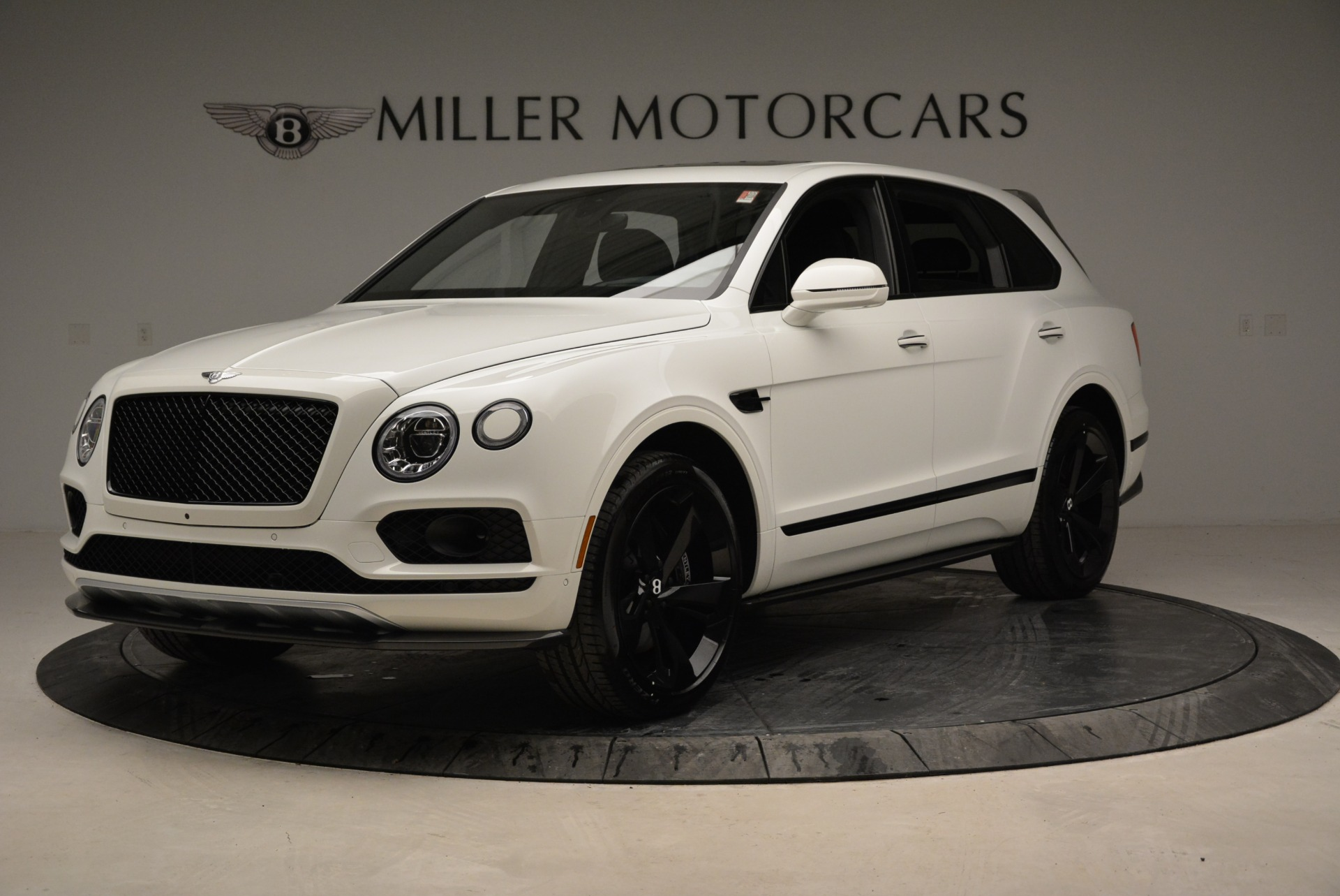 New 2018 Bentley Bentayga Black Edition For Sale In Westport, CT 1874_p2